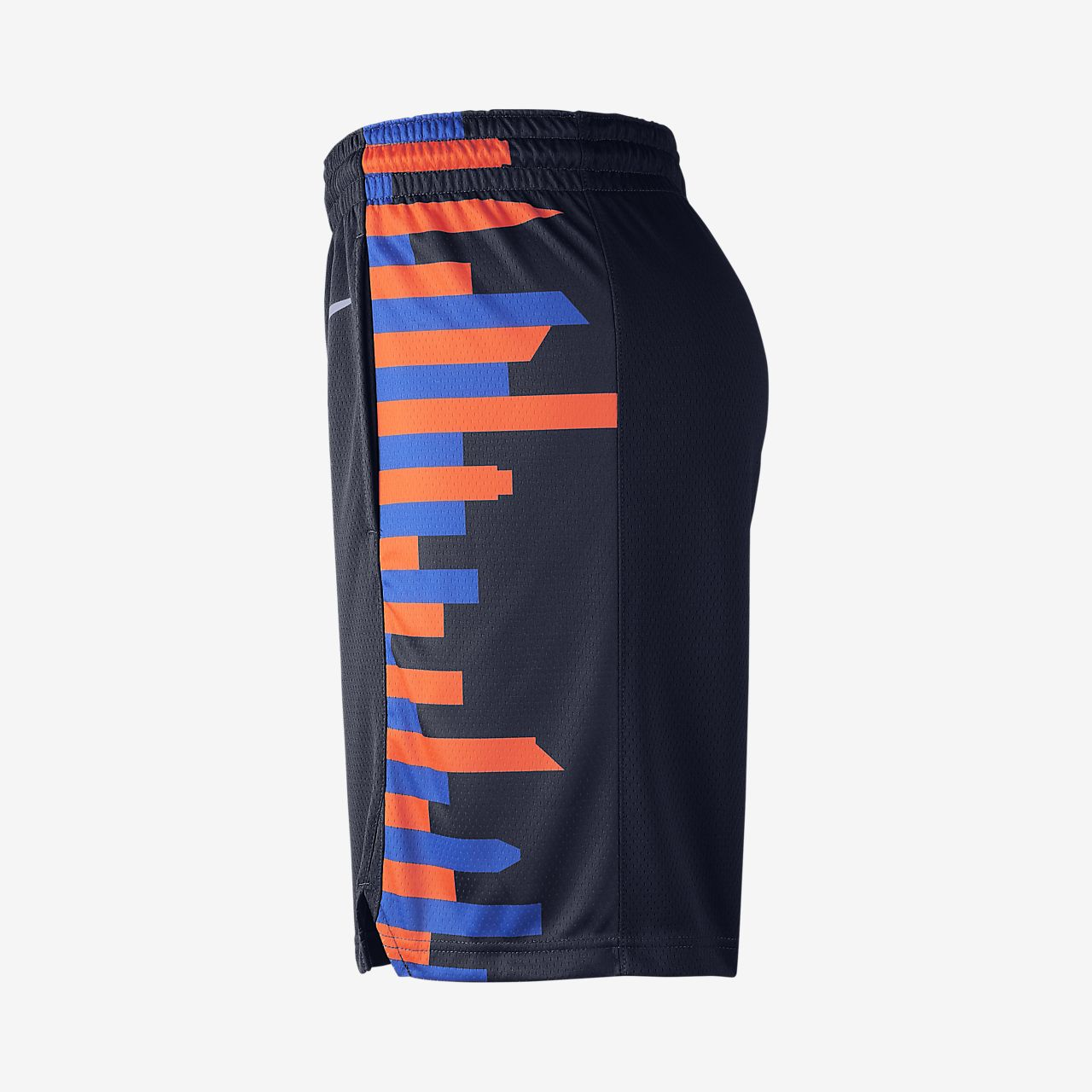 15f713ce333ec New York Knicks City Edition Swingman Men s Nike NBA Shorts. Nike.com