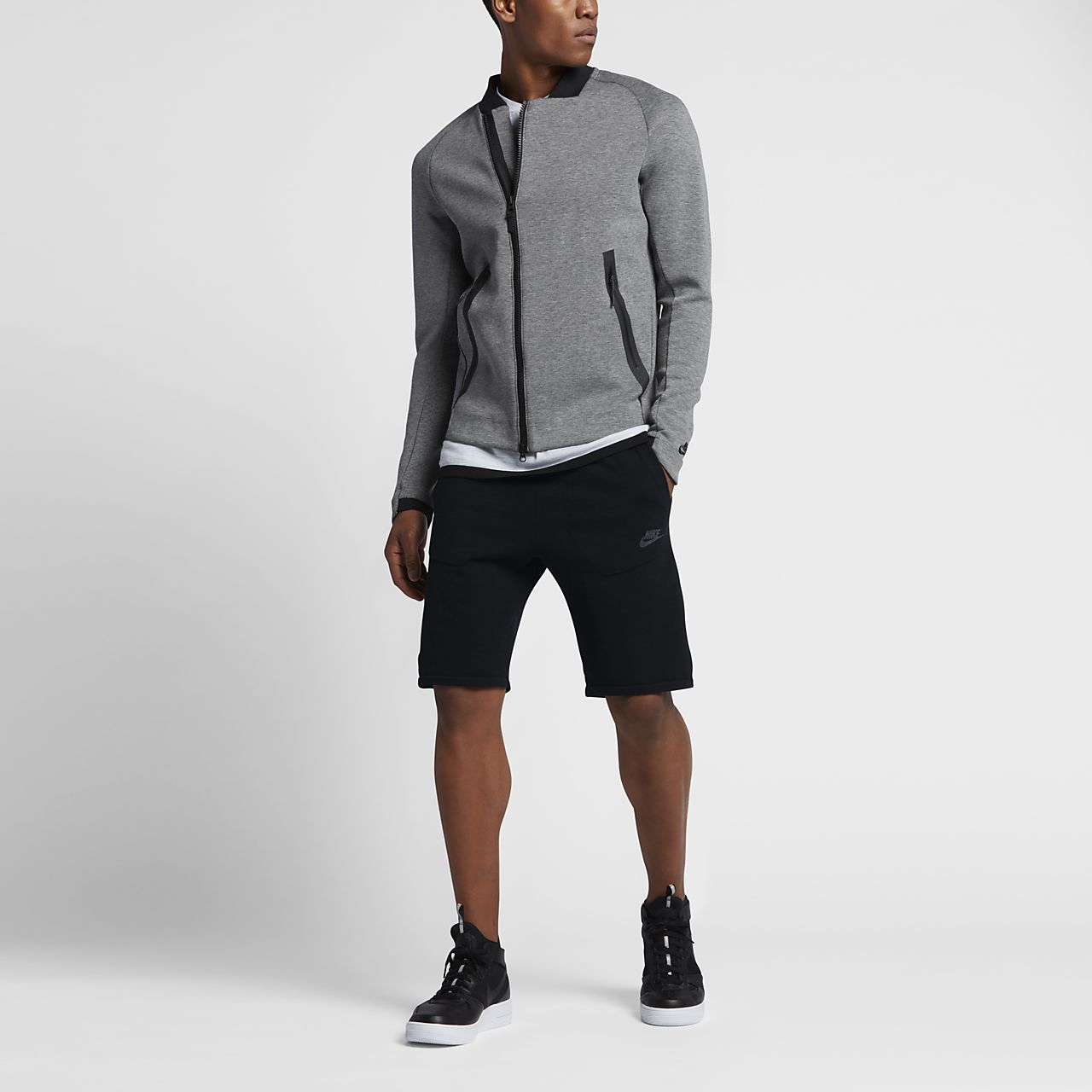 7bc3c910e4 Nike Sportswear Tech Knit Men's Shorts. Nike.com SG