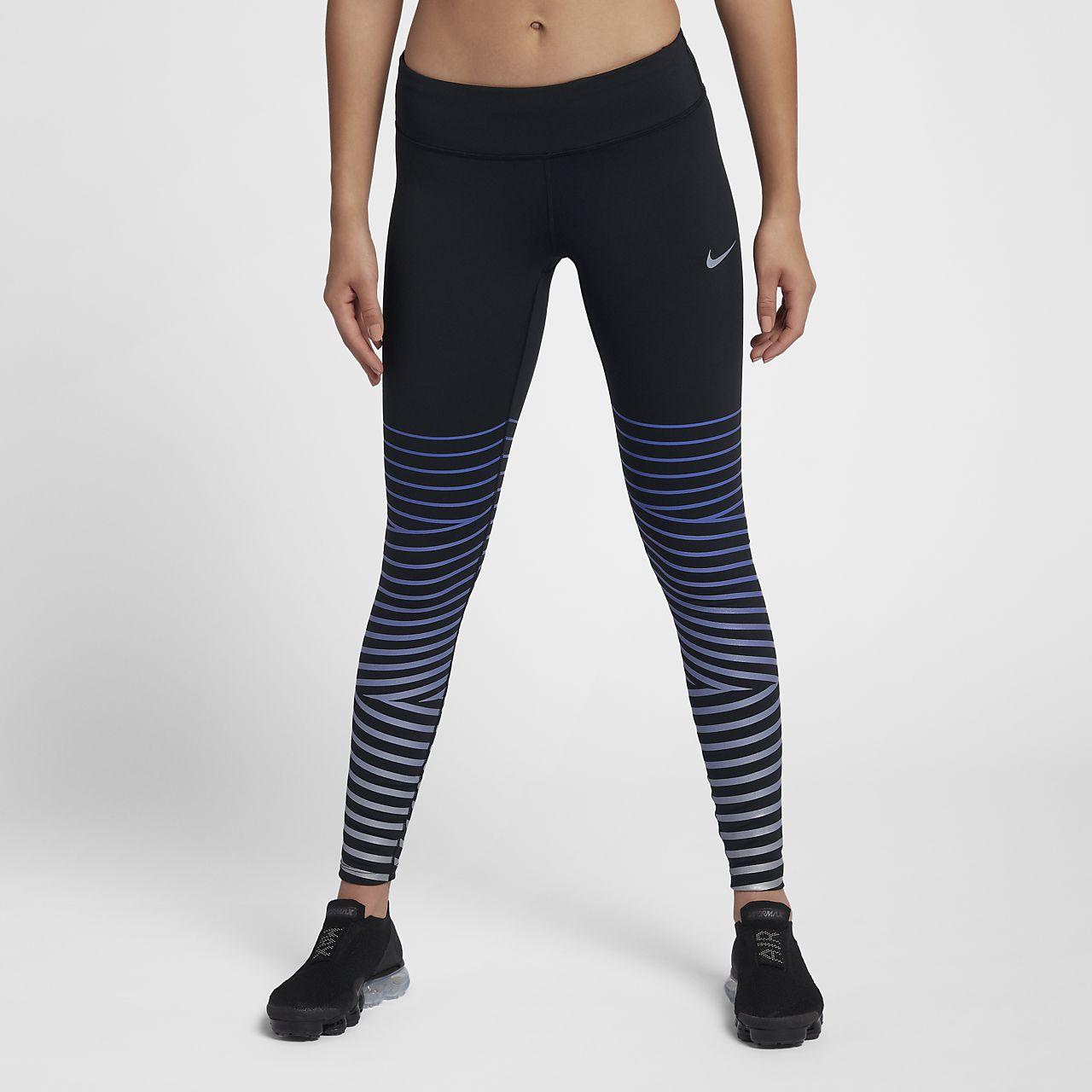 Tight de running réfléchissant Nike Epic Lux Flash 69,5 cm pour Femme