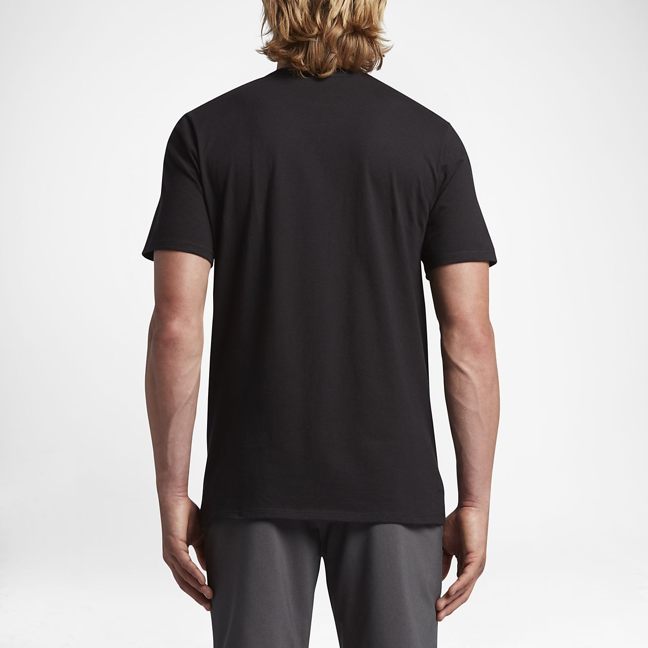... T-shirt Hurley Icon Slash Push Through - Uomo
