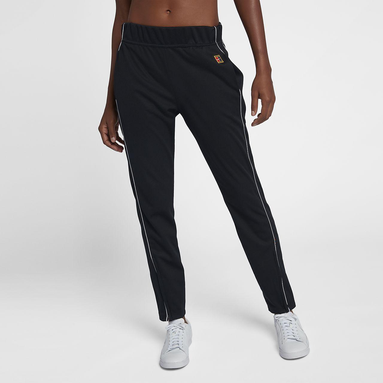 NikeCourt Tennisbroek voor dames