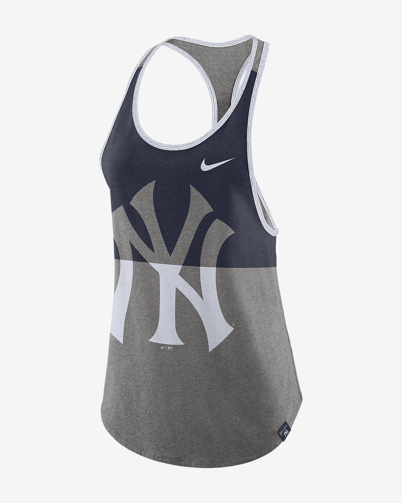 Nike Tri-Blend (MLB Yankees) Women's Tank