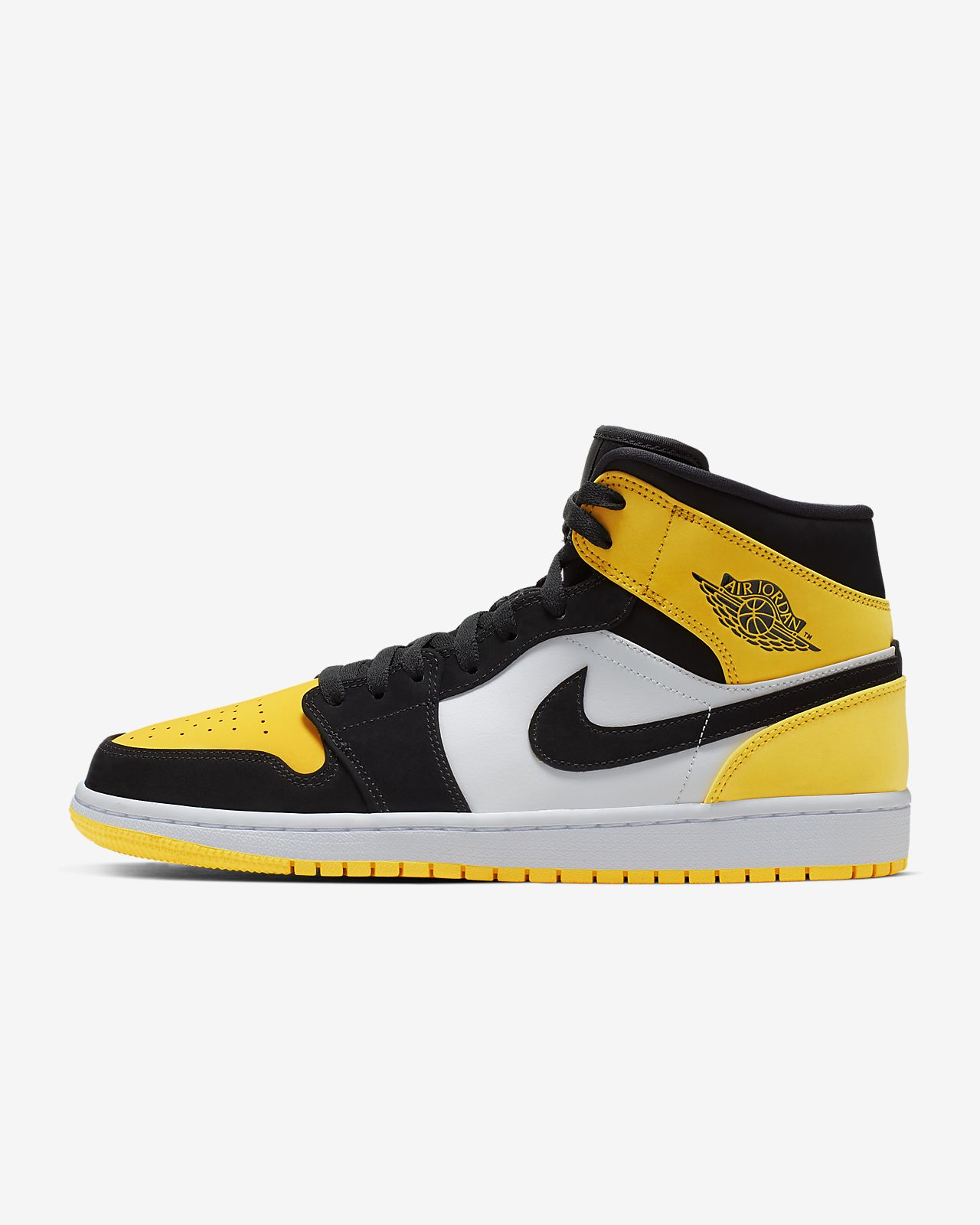 Air Jordan 1 Mid SE Sabatilles - Home