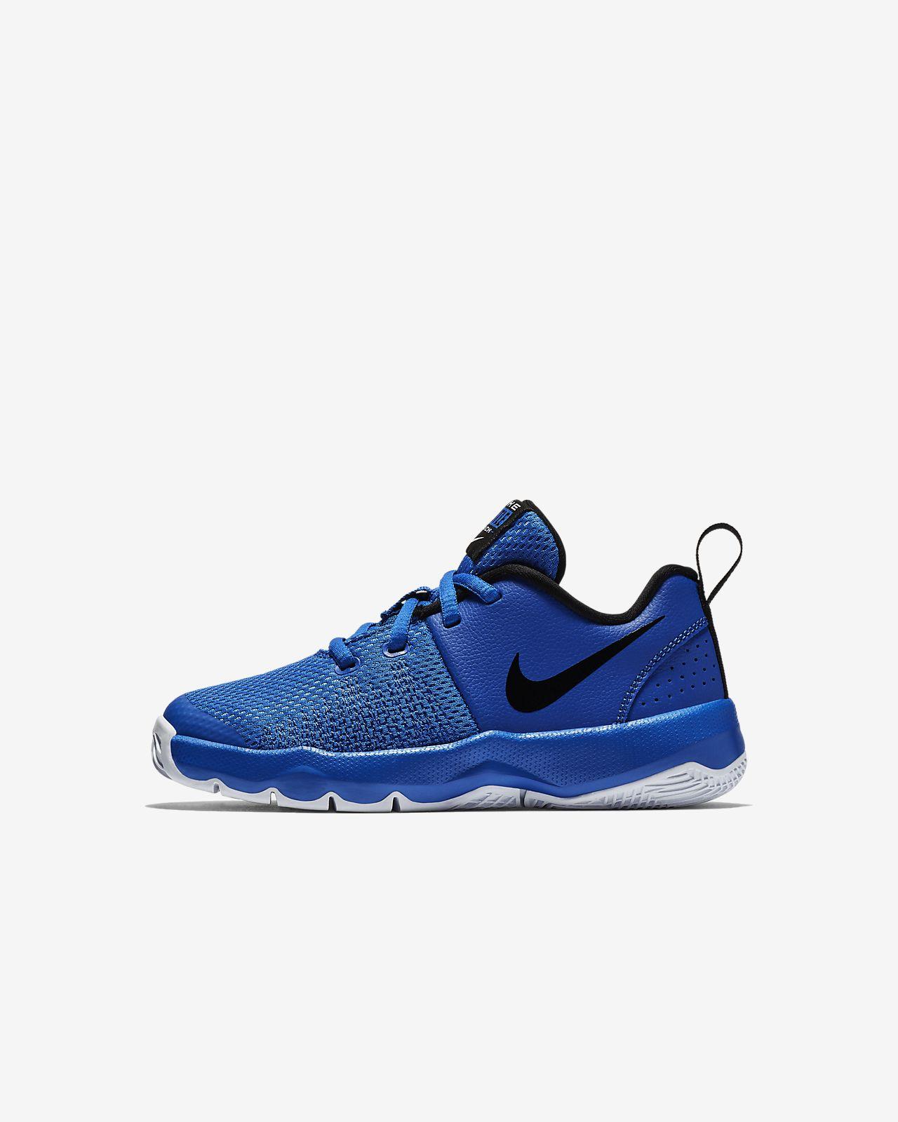 Nike Team Hustle Quick Little Kids' Shoe