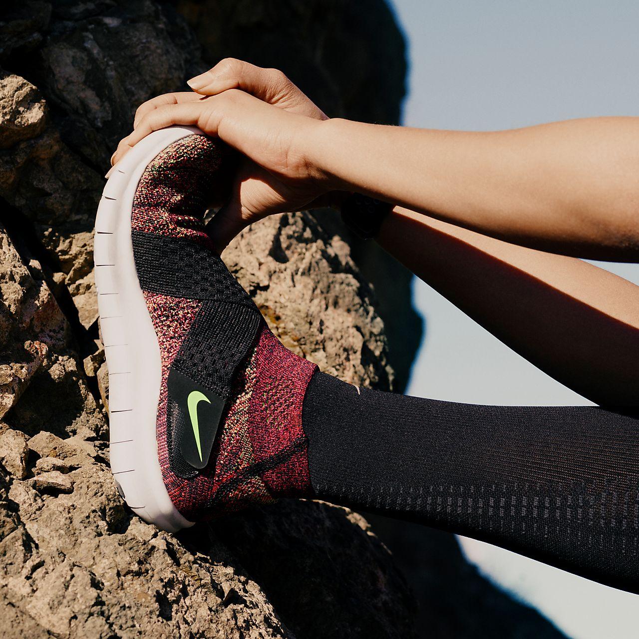 ... Nike Free RN Motion Flyknit 2017 Women's Running Shoe