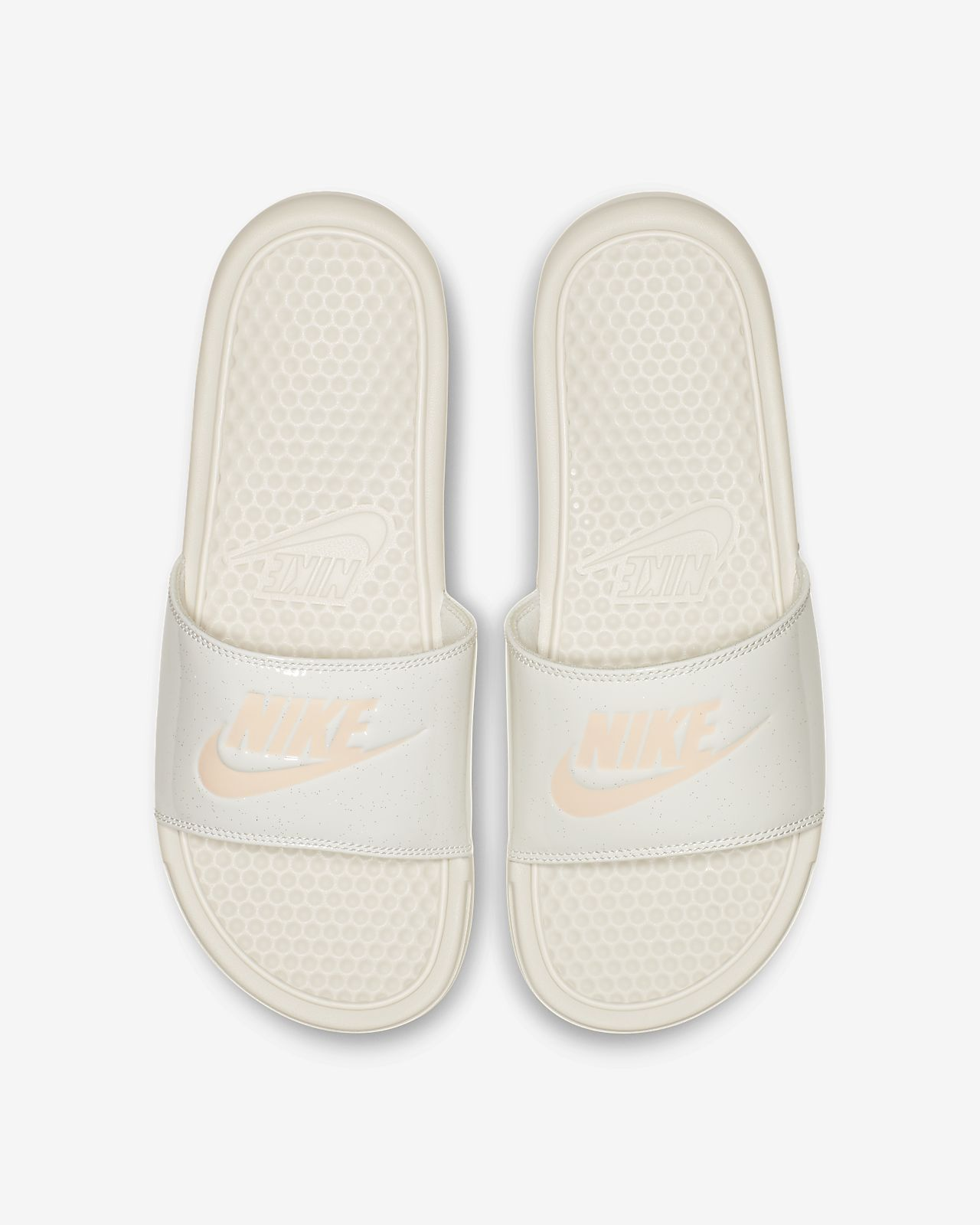 huge selection of 70995 52ad6 Women s Slide. Nike Benassi JDI Sheen
