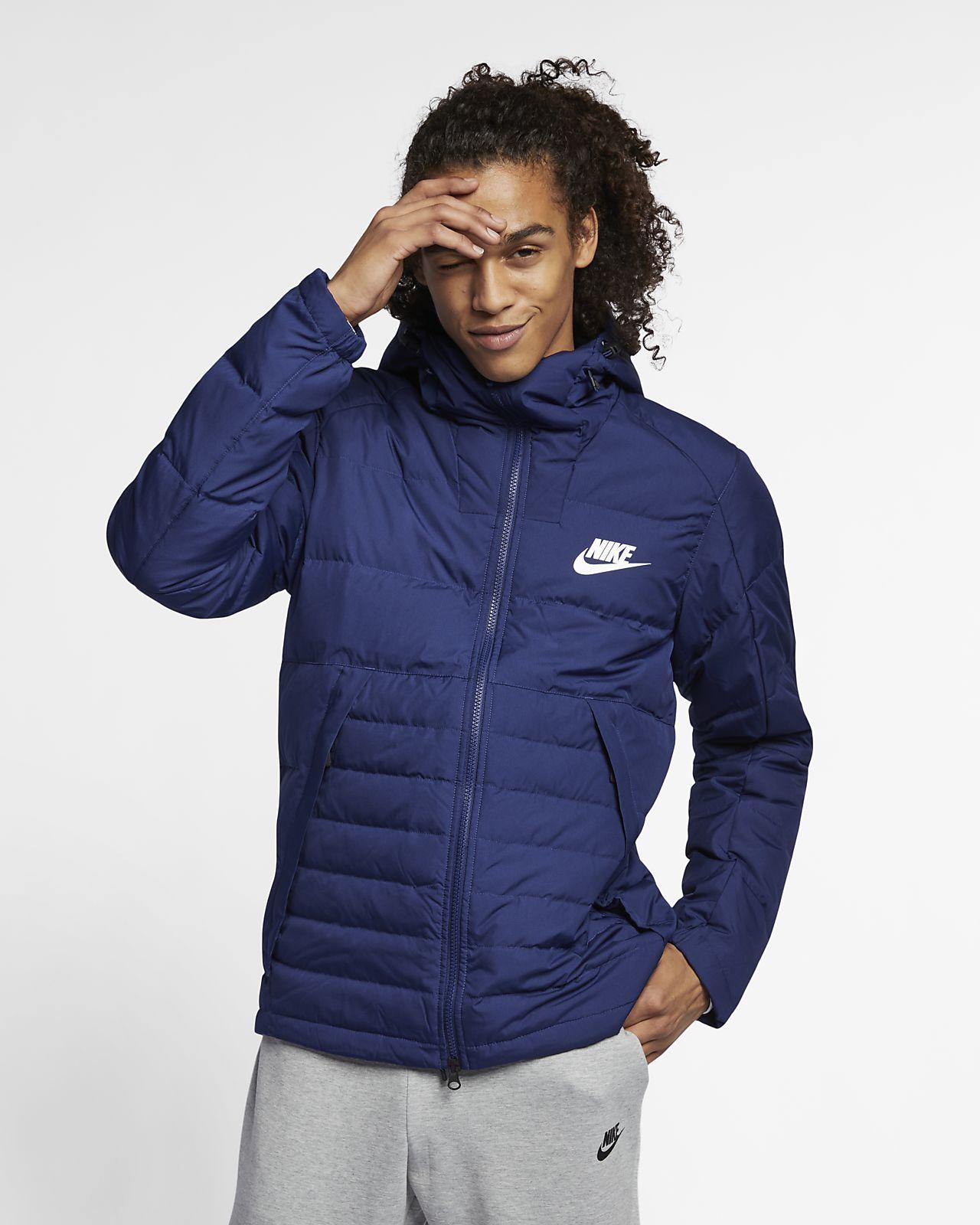 93ab36eb8732 Nike Sportswear Down-Fill Men s Hooded Jacket. Nike.com IE