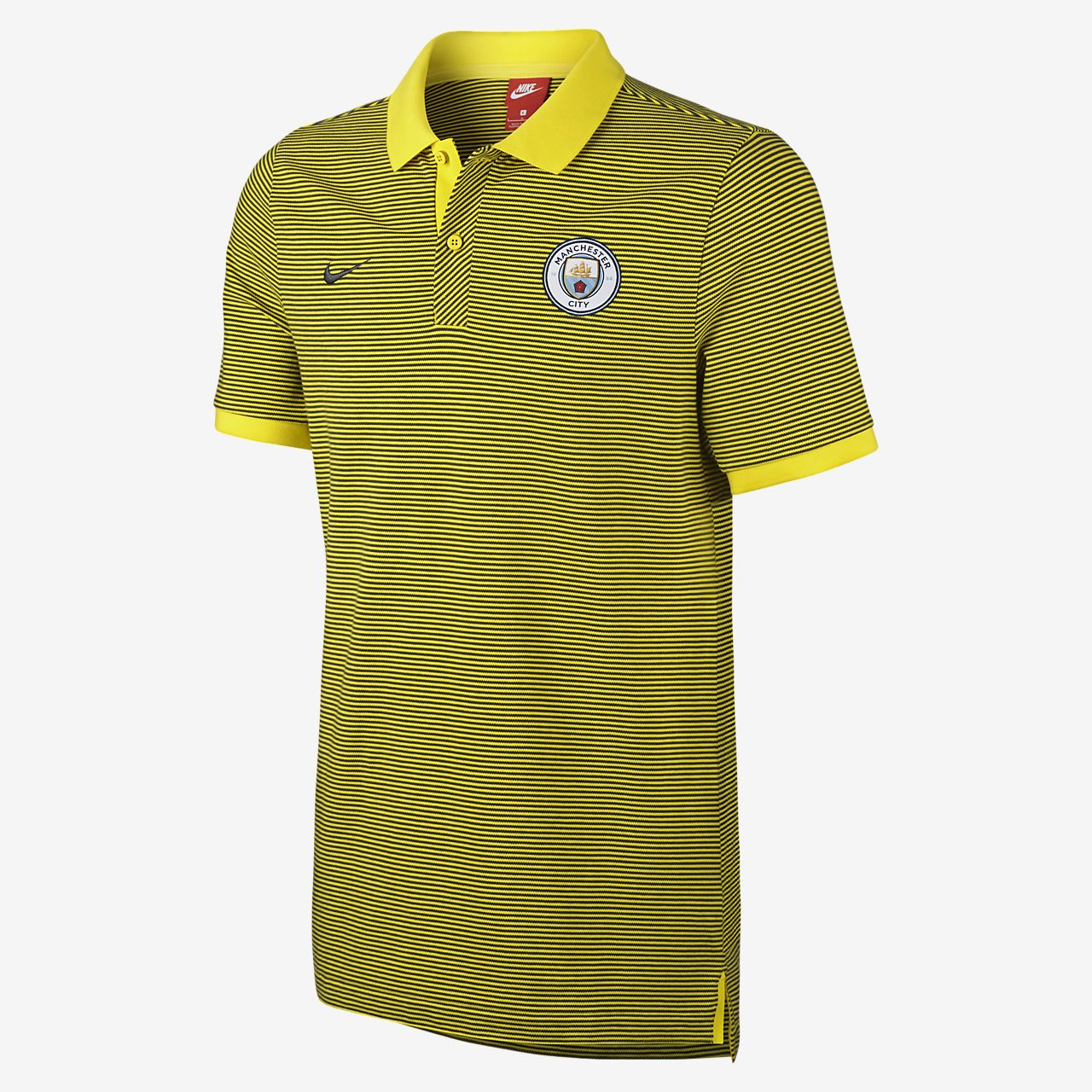 ... Manchester City FC Authentic Grand Slam Men's Polo