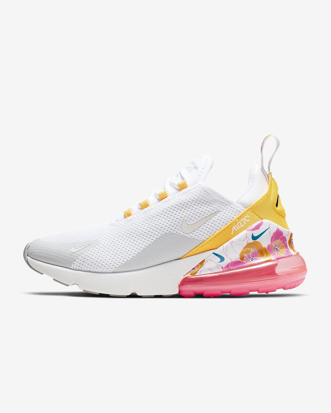 Nike Air Max 270 SE Floral Women's Shoe