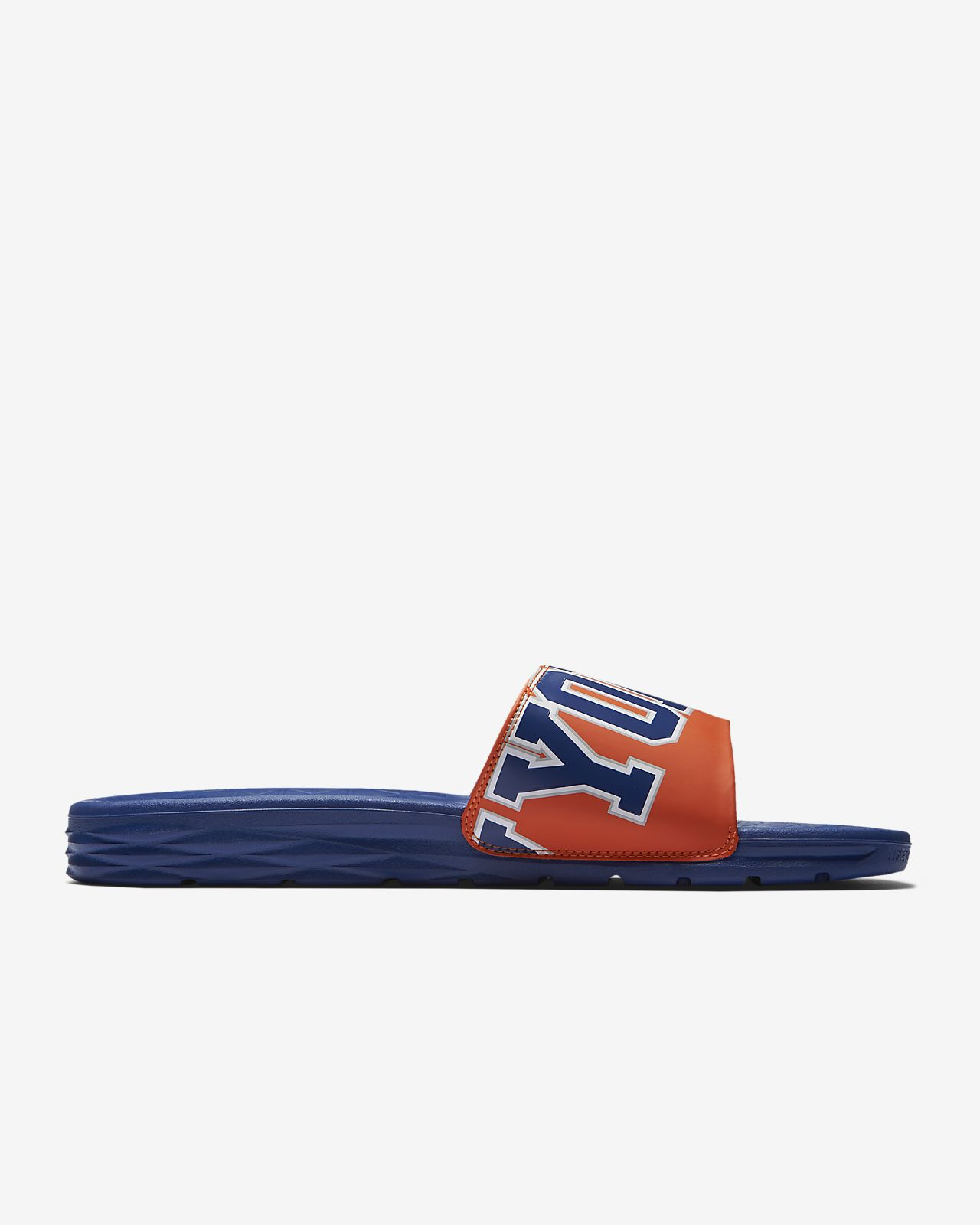 low priced 23d98 cd538 ... Nike Benassi NBA Men s Slide