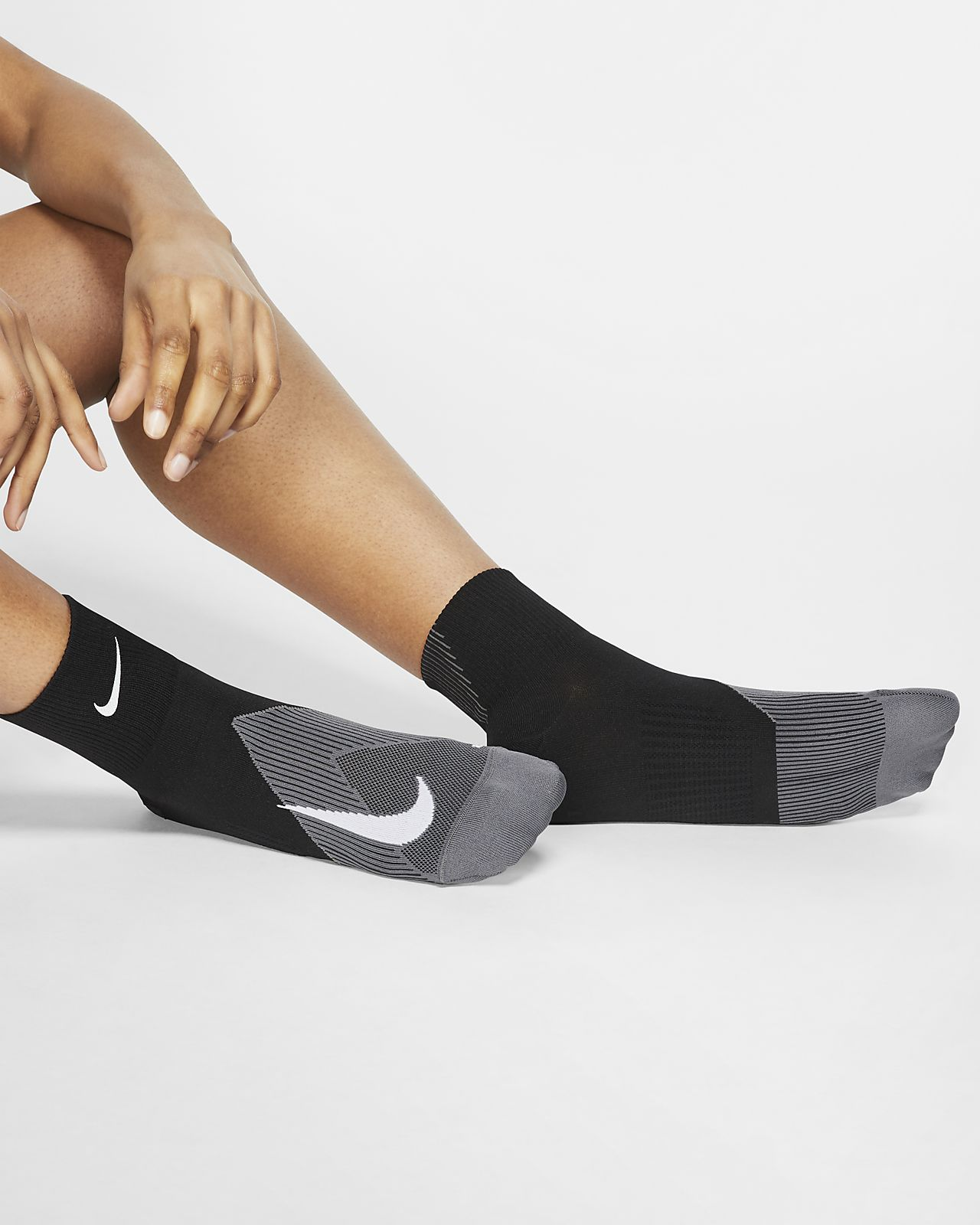 Nike Elite Lightweight Crew Running Socks