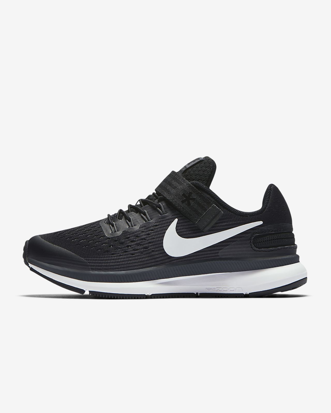 2634c01fa7f0e Nike Zoom Pegasus 34 FlyEase Little Big Kids  Running Shoe. Nike.com
