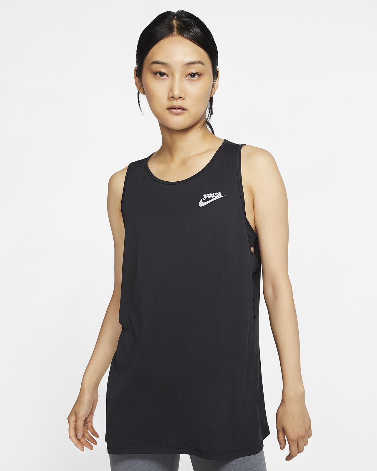 Dámské tílko Nike Yoga