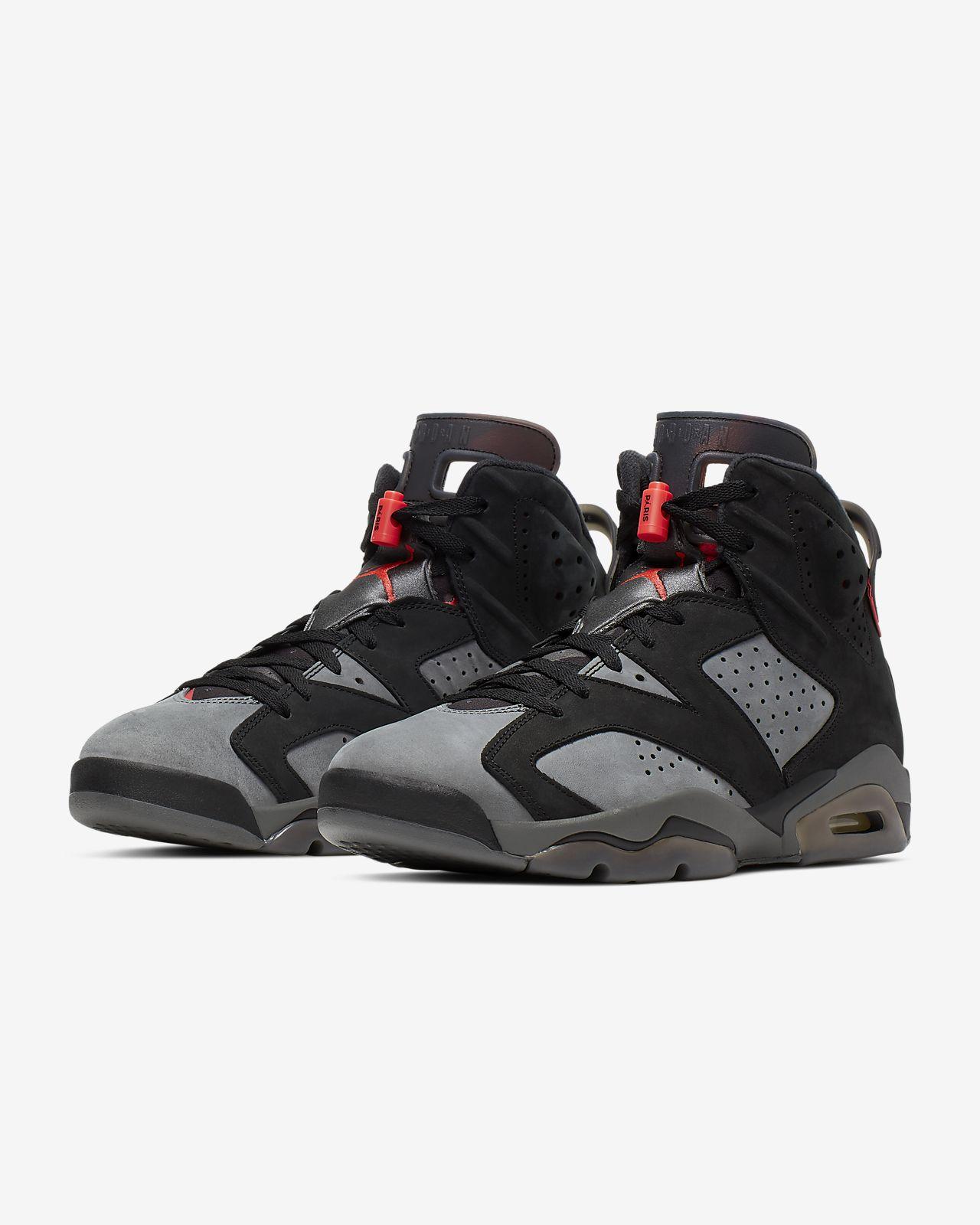 best choice new cheap good quality Air Jordan 6 Retro Paris Saint-Germain Men's Shoe