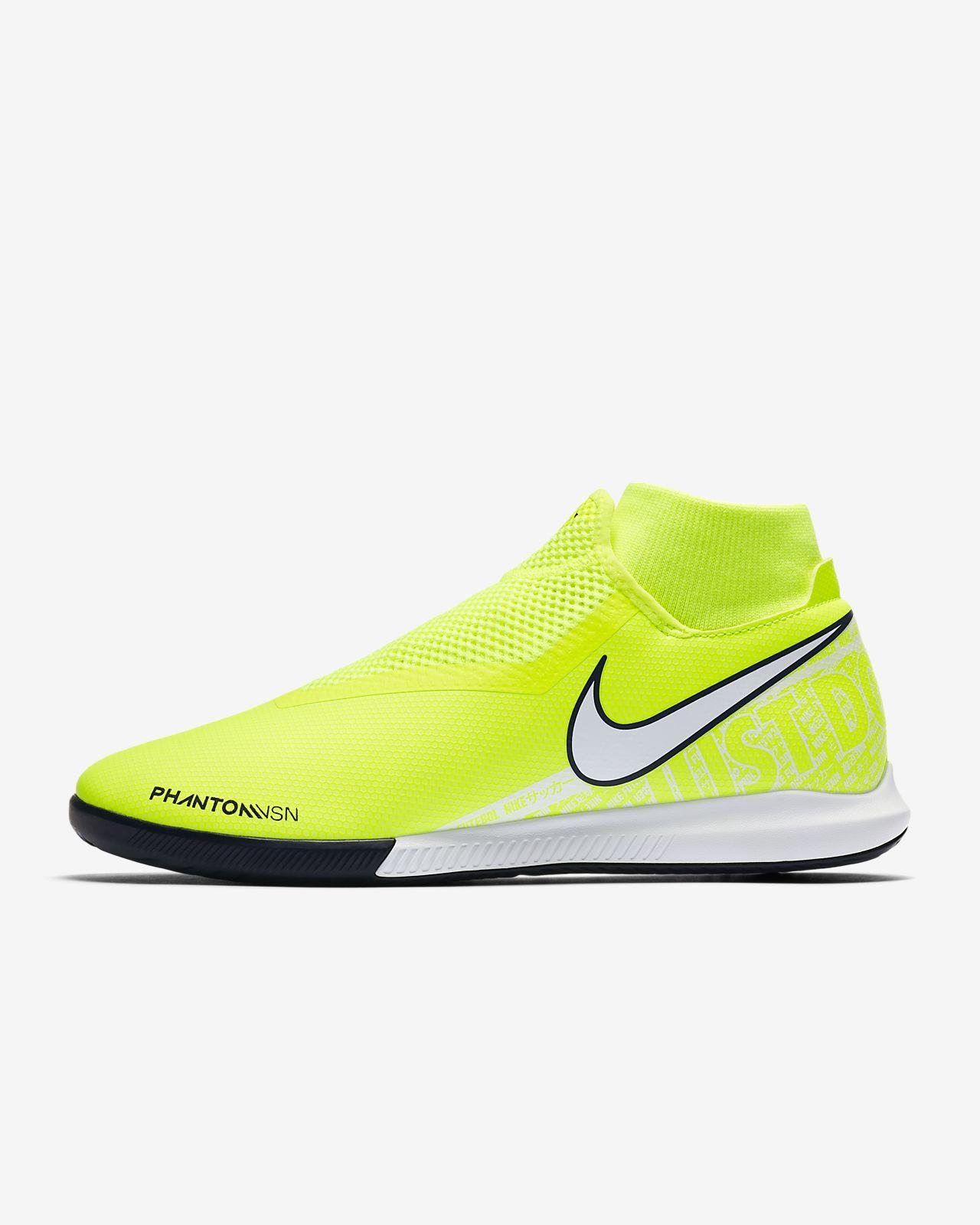 Calzado de fútbol para cancha cubierta Nike Phantom Vision Academy Dynamic Fit IC