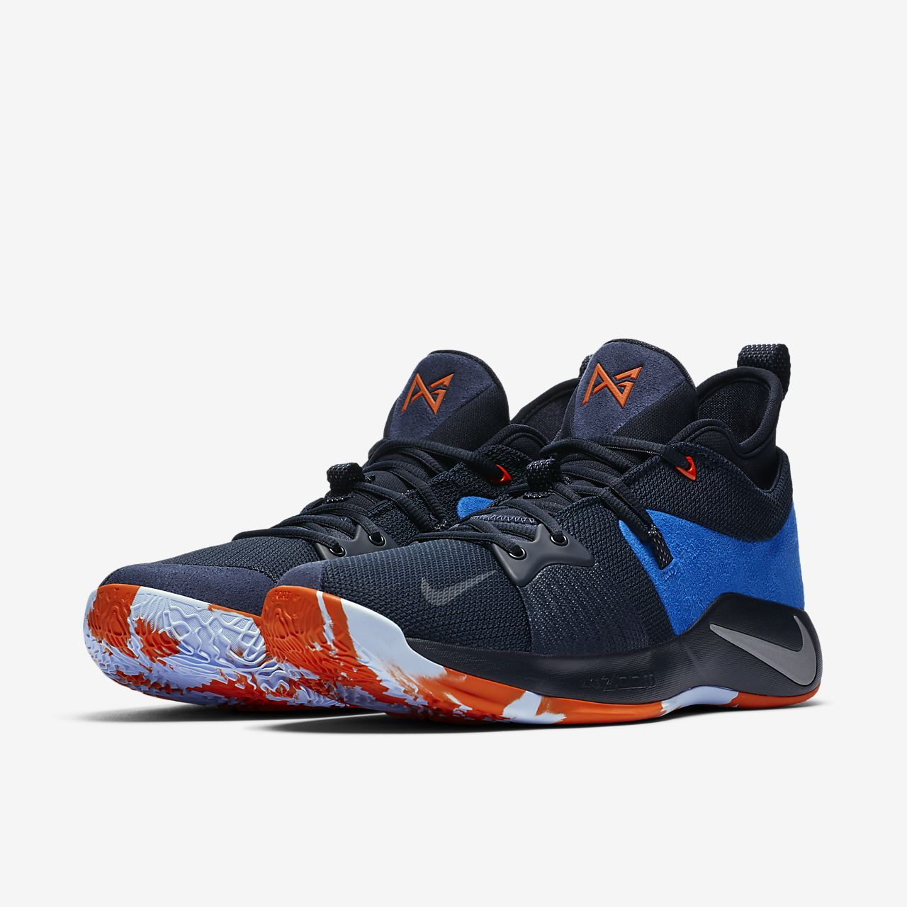 nike pg 2 tout rouge chaussures on vente
