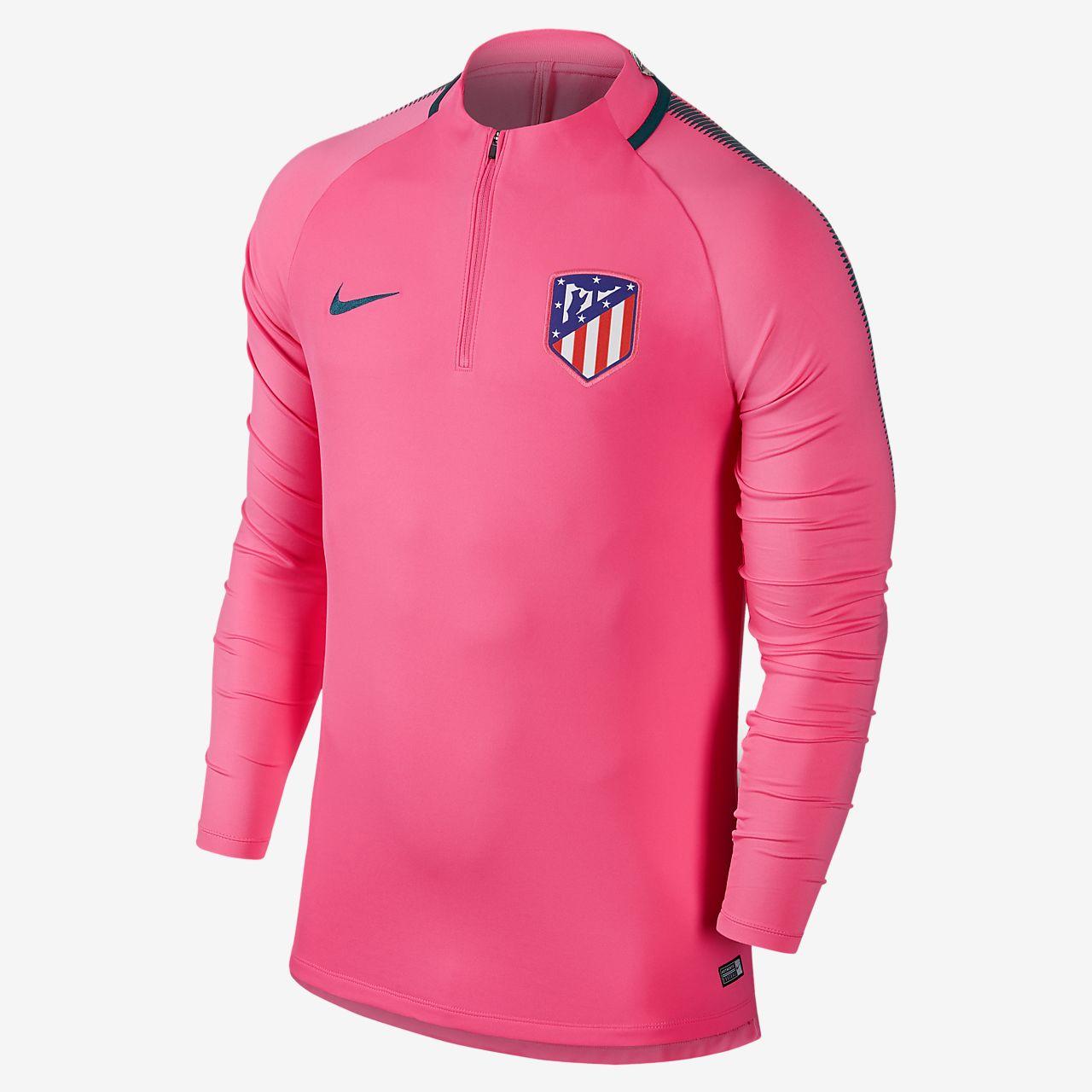 ... Atletico de Madrid Dri-FIT Squad Drill Men's Football Top
