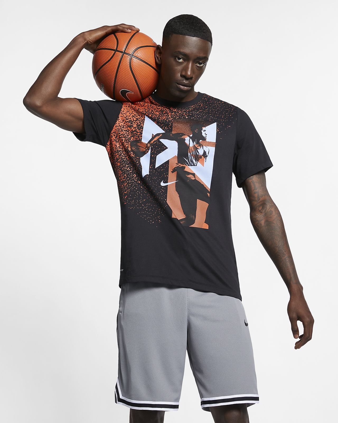 Nike Dri-FIT PG Herren-T-Shirt