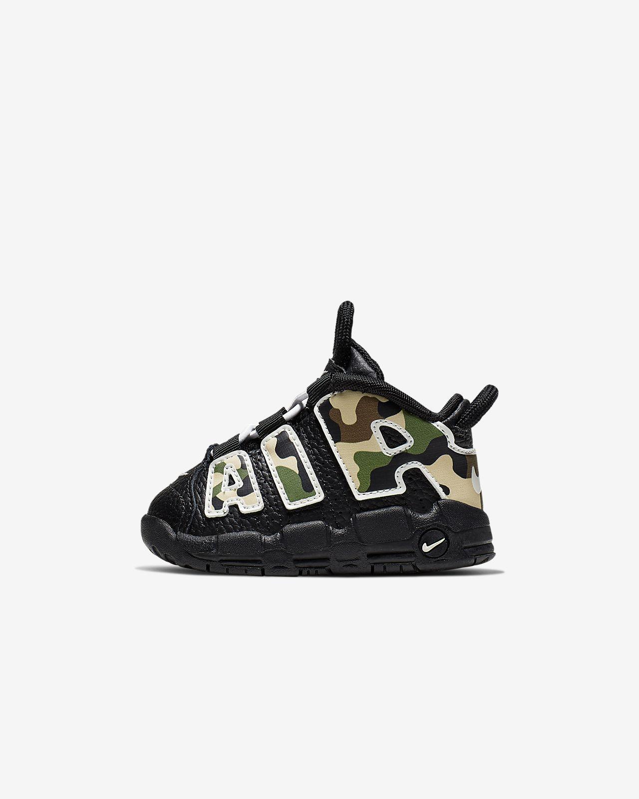 Nike Air More Uptempo QS Schuh für Babys und Kleinkinder