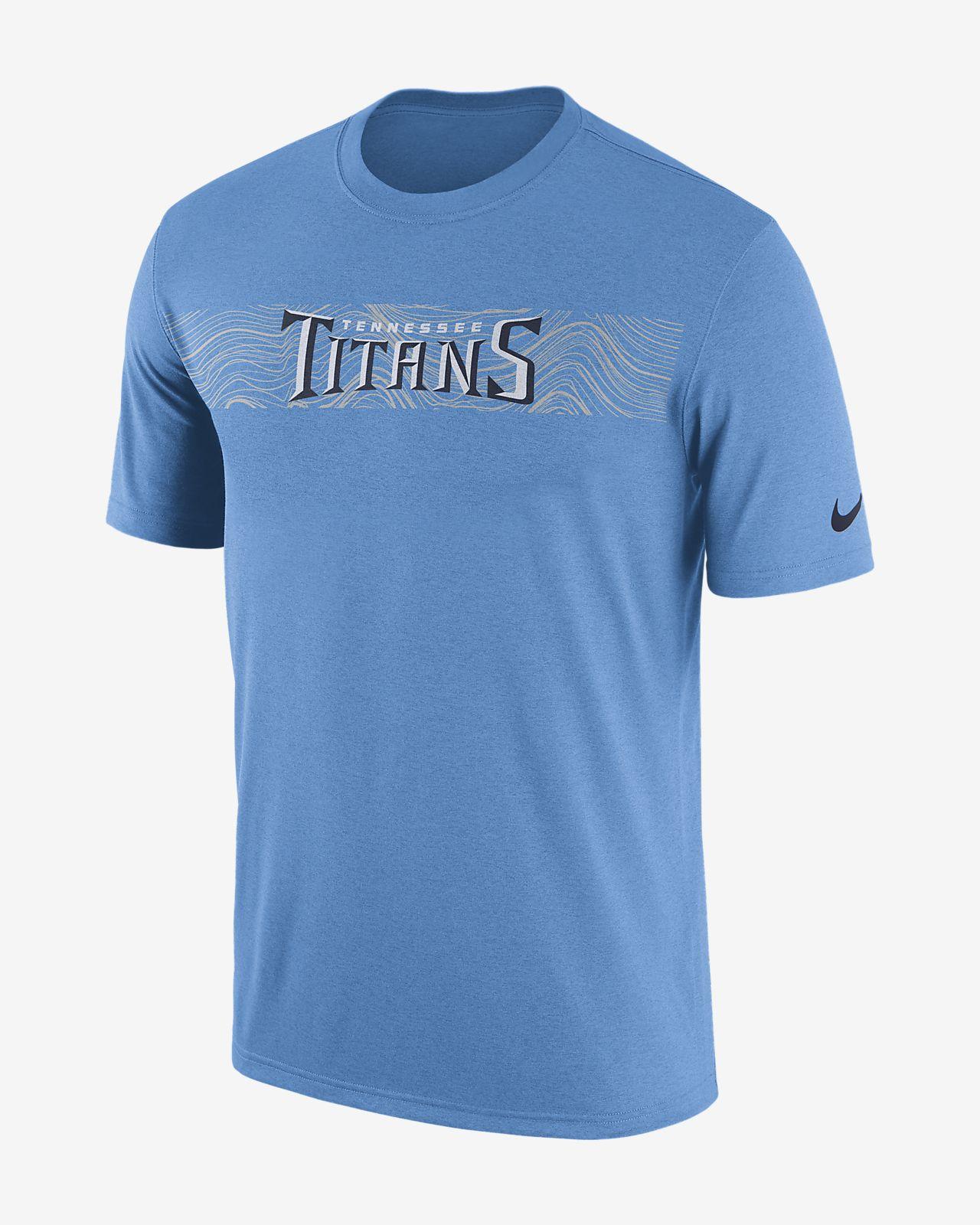 Playera para hombre Nike Dri-FIT Legend Seismic (NFL Titans)