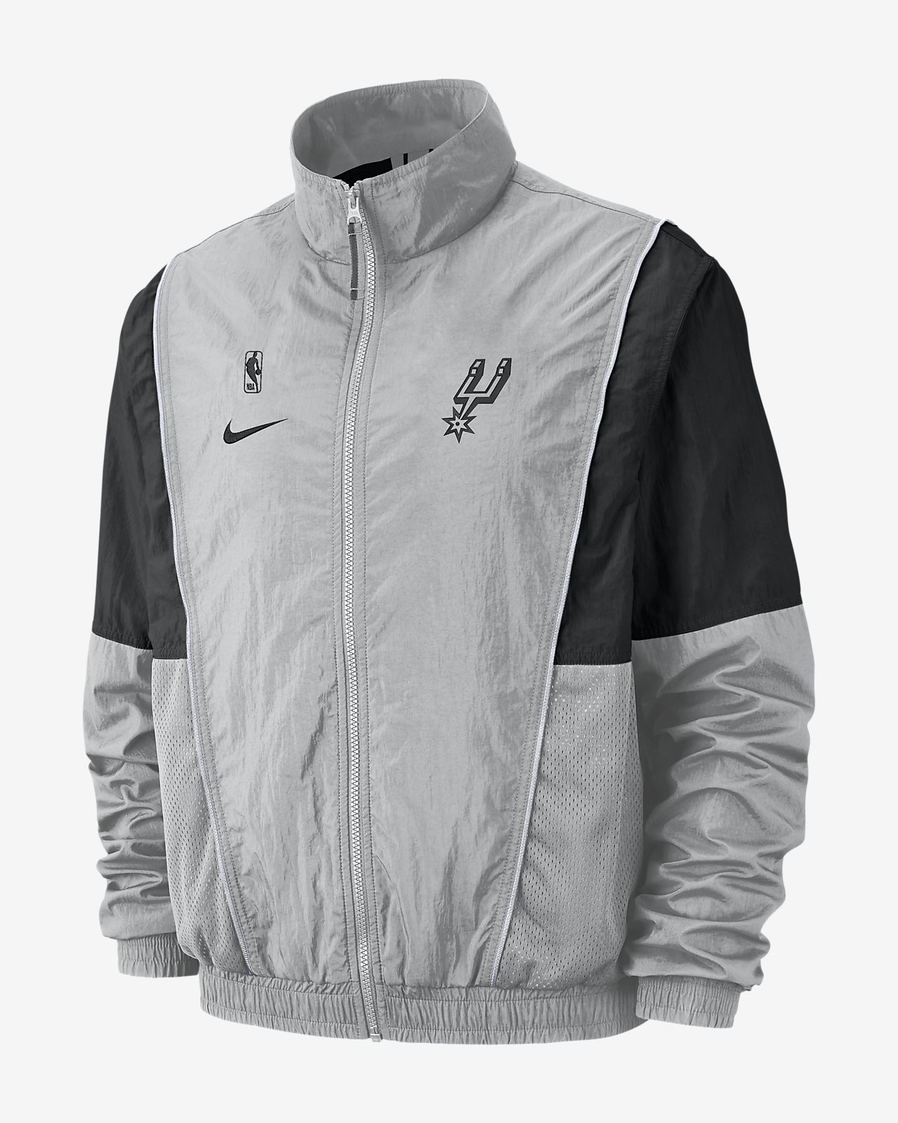 San Antonio Spurs Nike Men's NBA Tracksuit Jacket