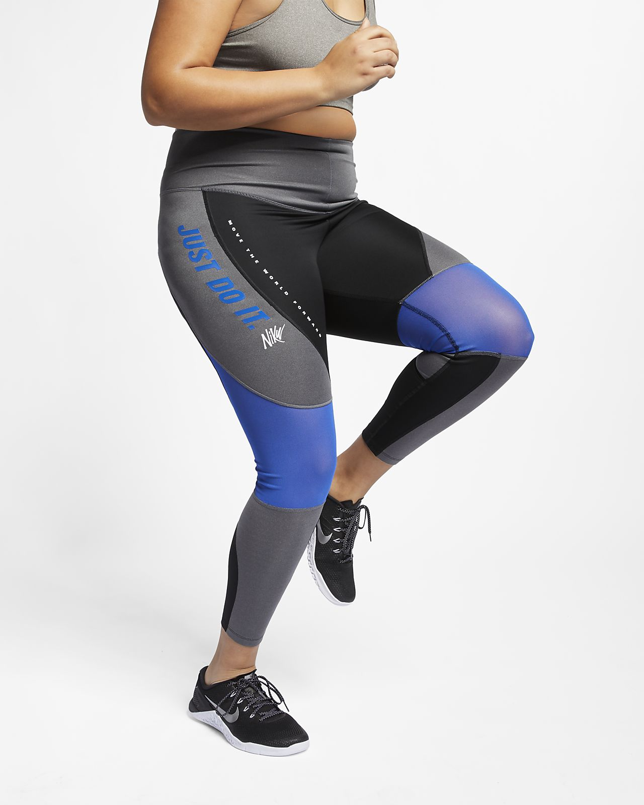 38e0ec10050 Nike Power Women s Training Tights (Plus Size). Nike.com