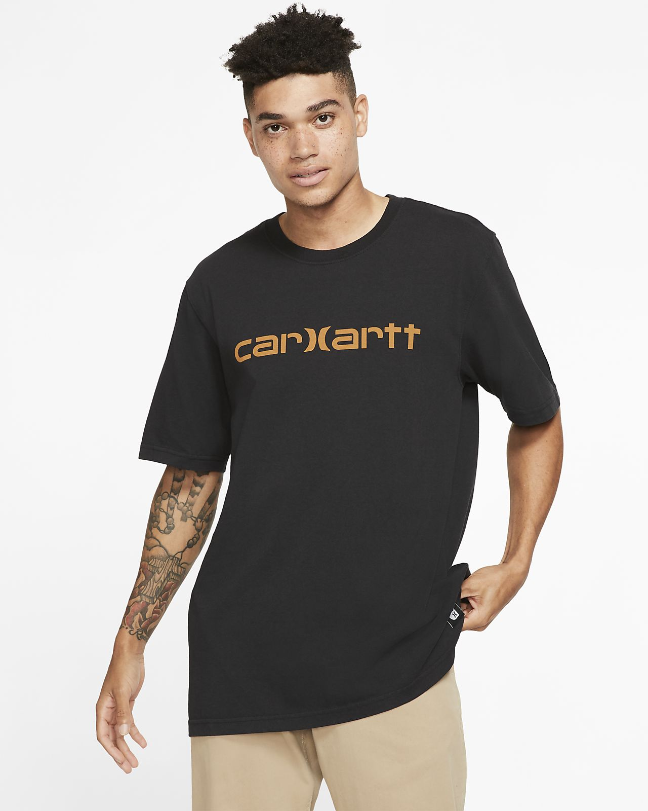 Hurley x Carhartt Lockup Men's T-Shirt