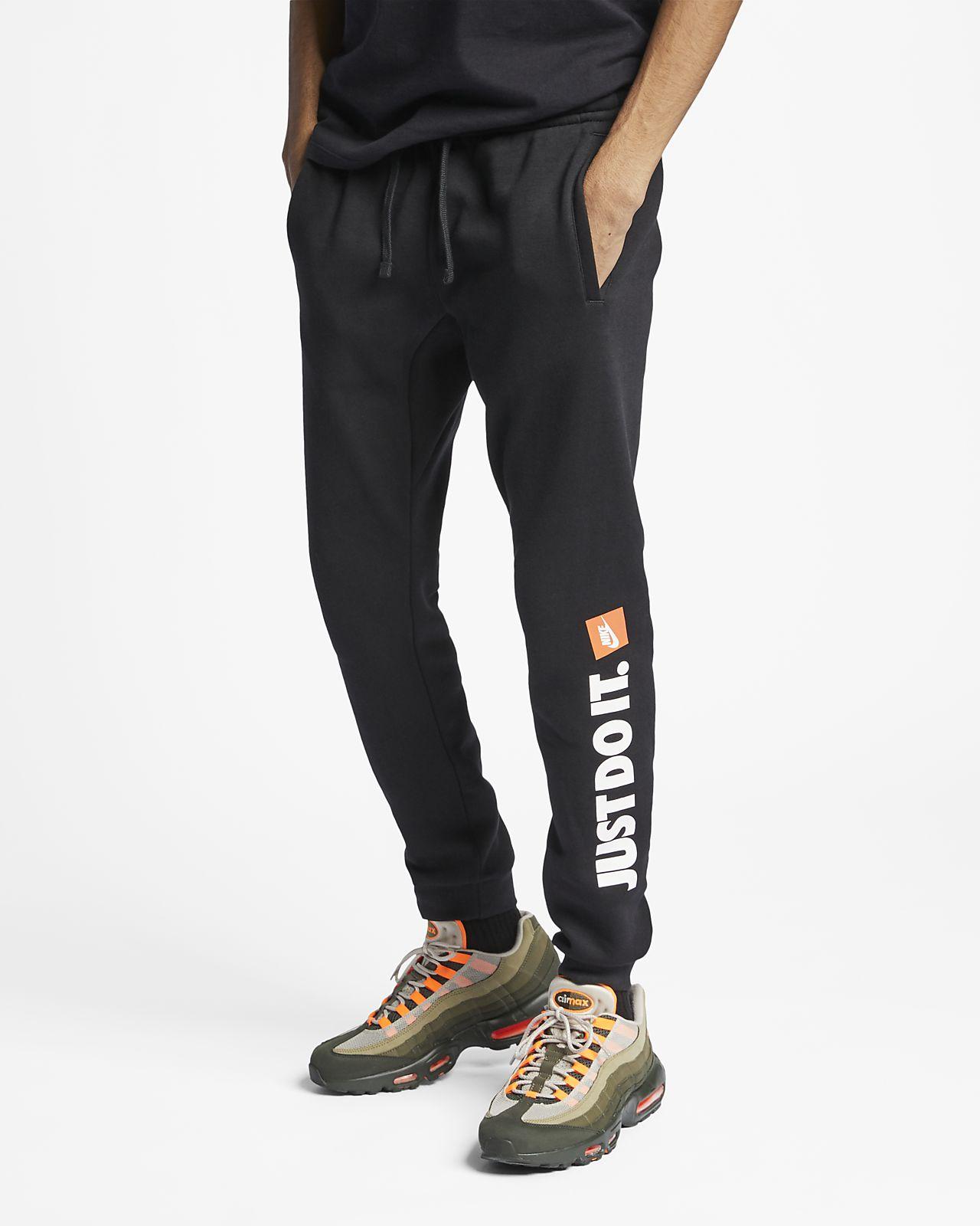 the latest 1eede b106a ... Joggingbyxor i fleece Nike Sportswear för män