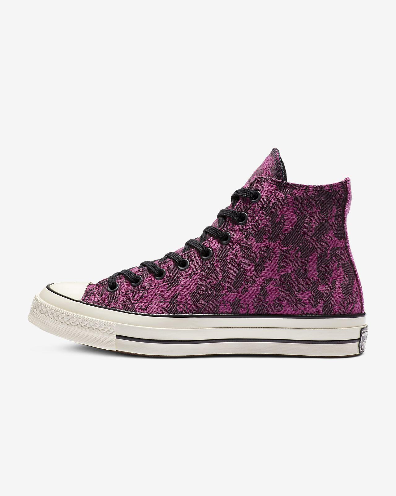Converse Chuck 70 Denim Camo High Top Unisex Shoe
