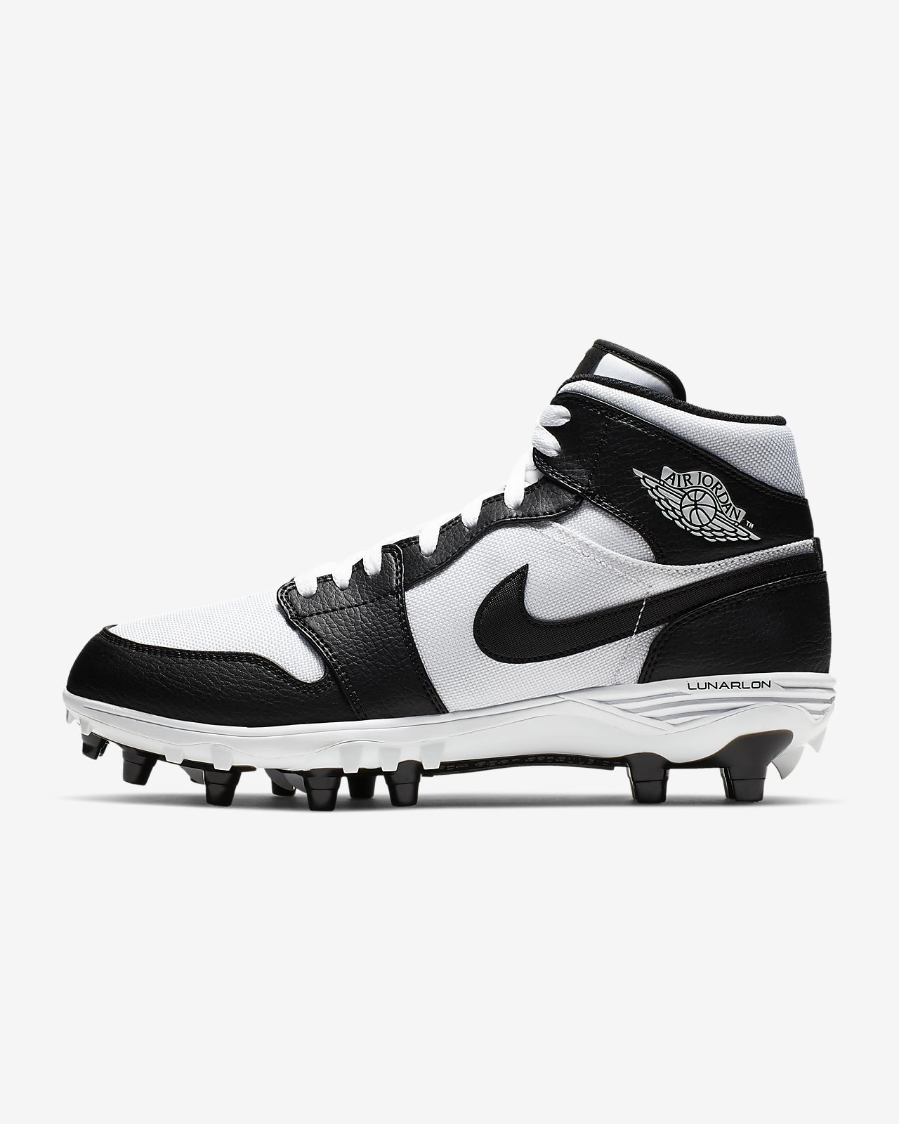 5a12b562a Jordan 1 TD Mid Men s Football Cleat. Nike.com