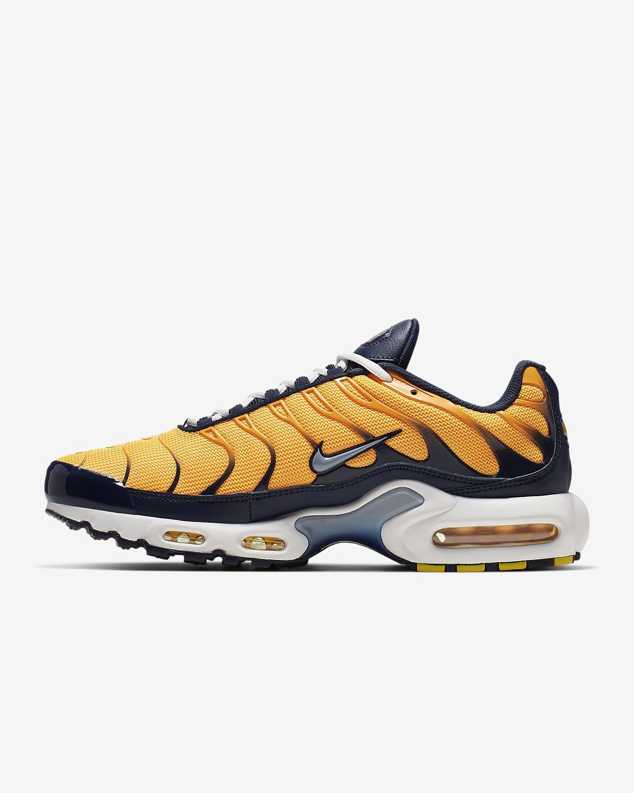 รองเท้าผู้ชาย Nike Air Max Plus SE