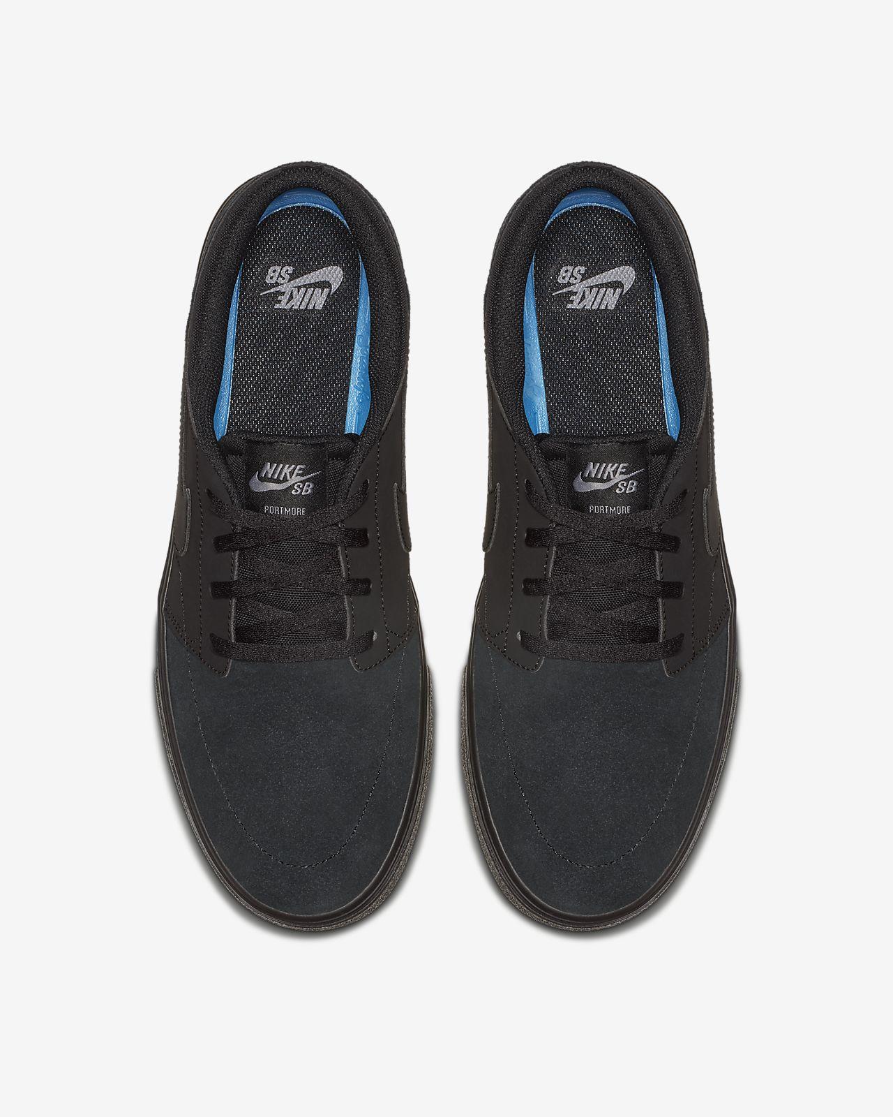 Nike SB Solarsoft Portmore II Zapatillas de skateboard Hombre