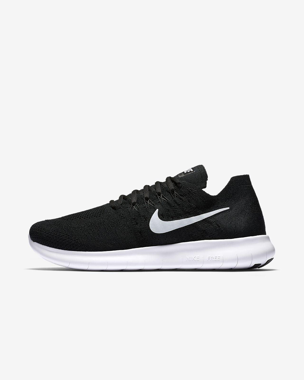 Nike Free RN Flyknit 2017 Mens Running Shoe