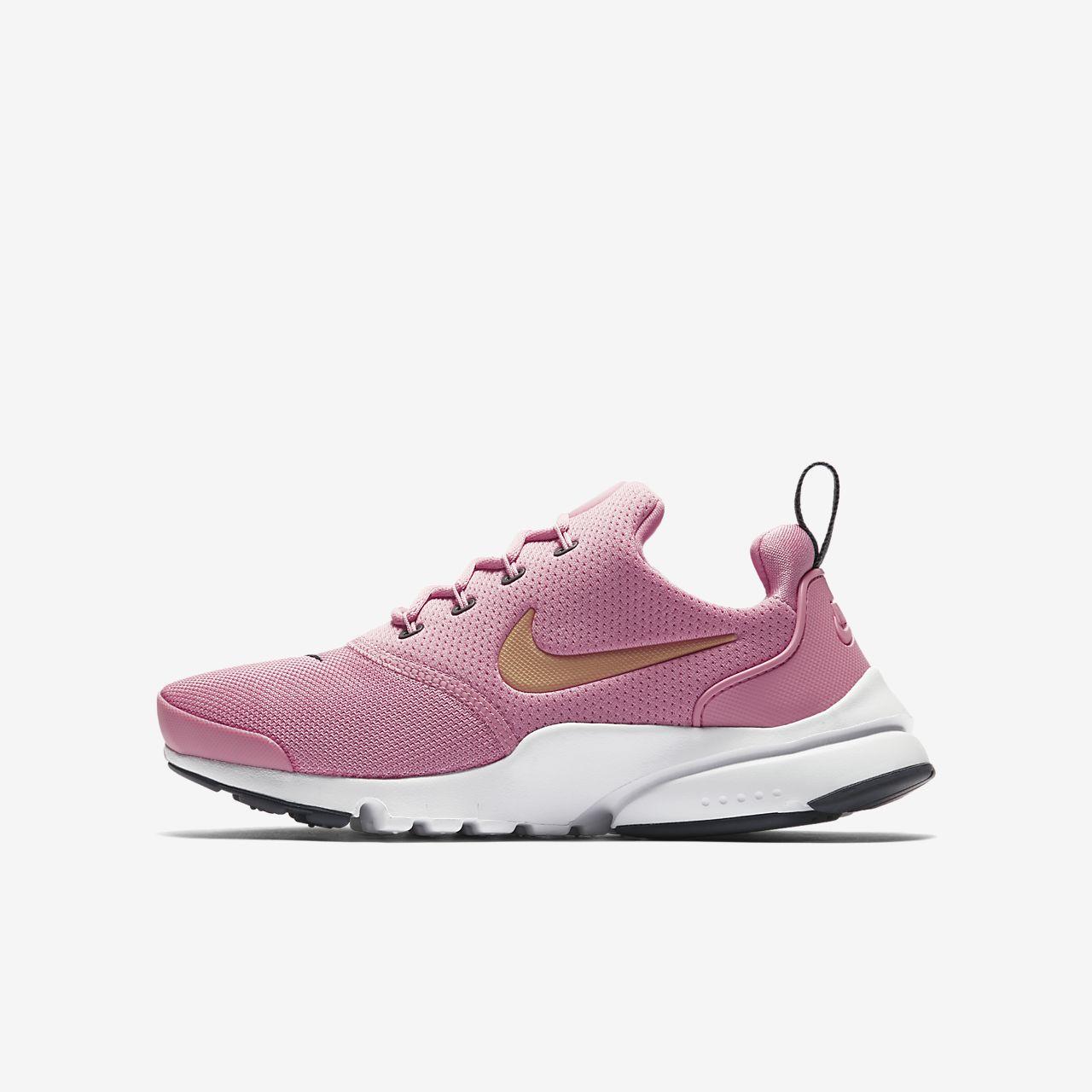 98664177077 Nike Presto Fly Older Kids  Shoe. Nike.com SA