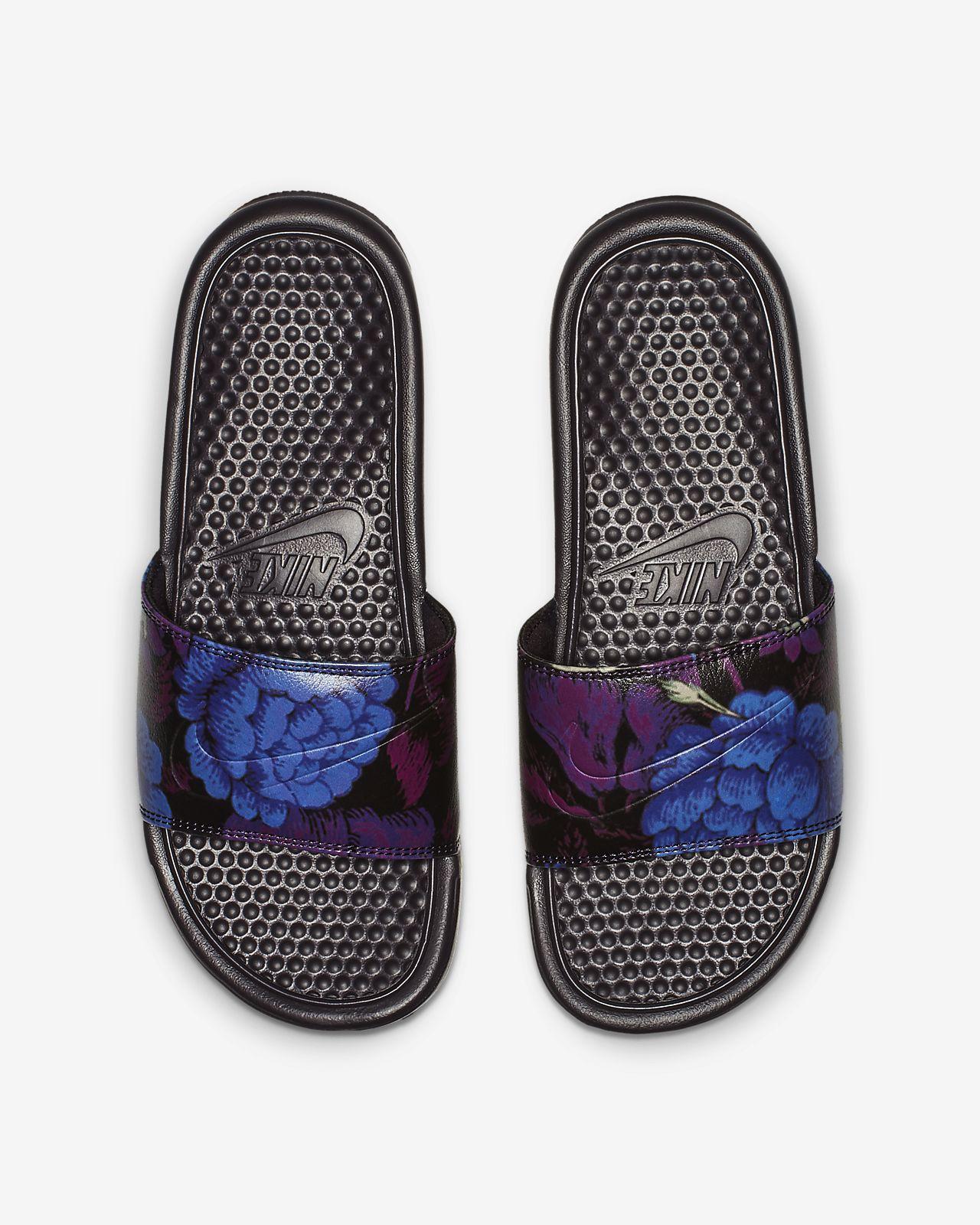 8ba0b27e79f Nike Benassi JDI Floral Women s Slide. Nike.com AT