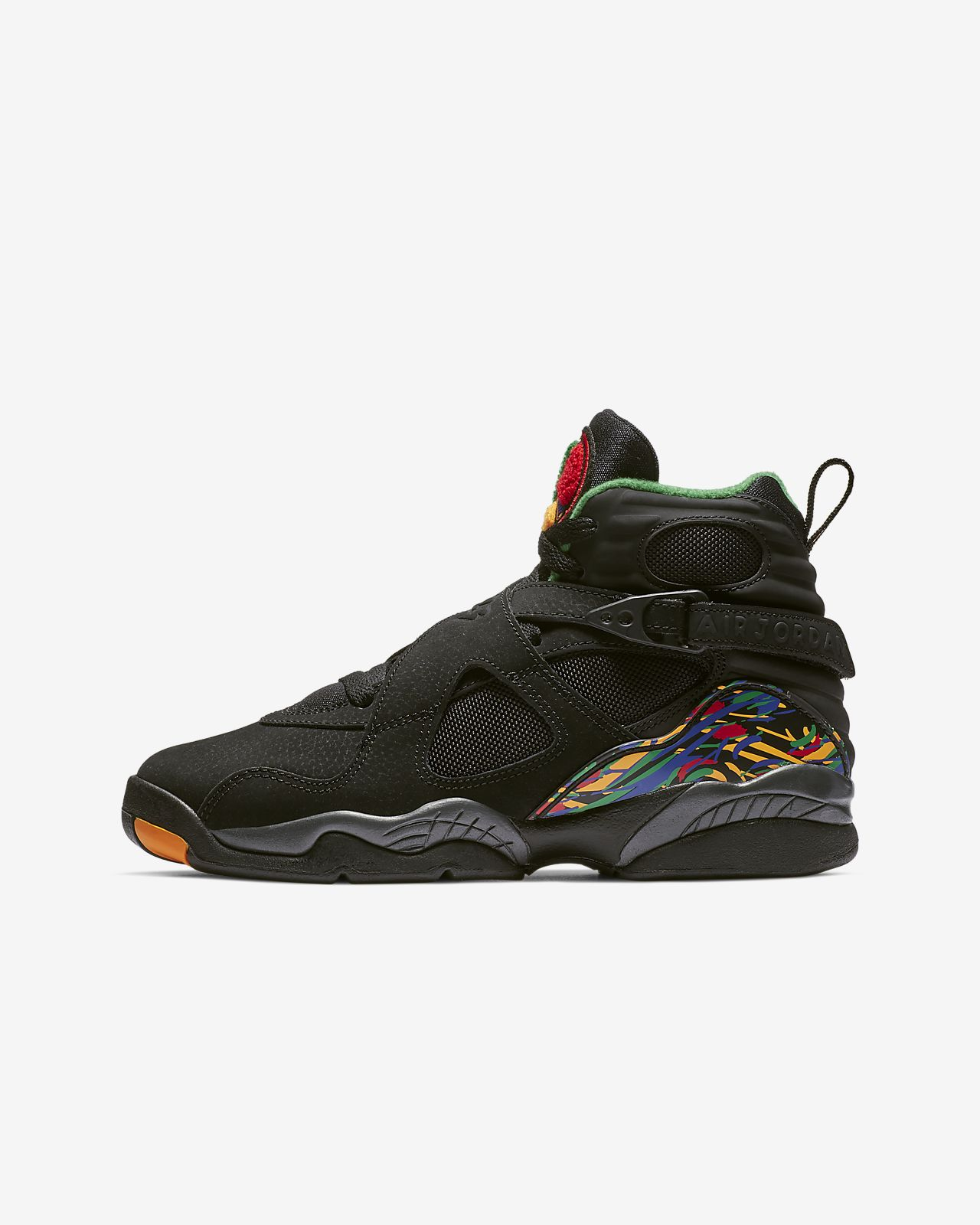 c4f761a38de9 Air Jordan Retro 8 Big Kids  Shoe. Nike.com
