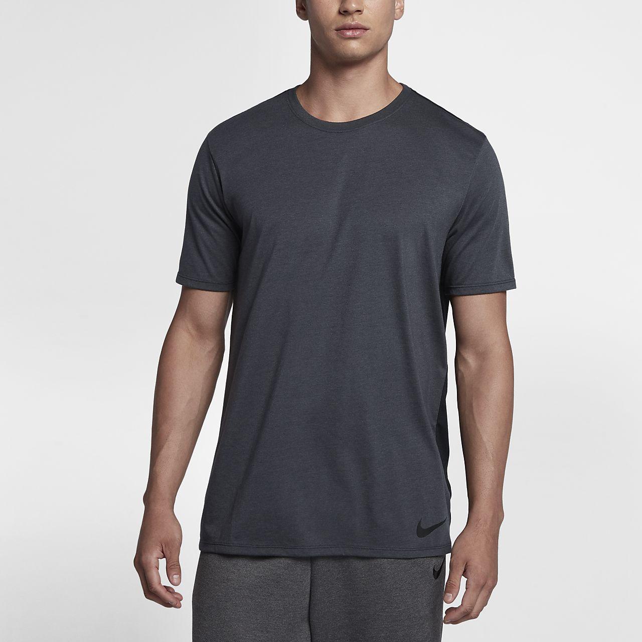 nike drifit mens training tshirt nikecom