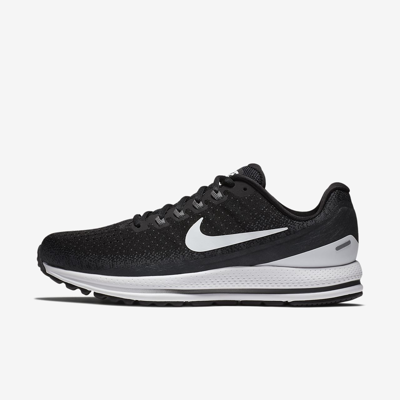 Nike Performance AIR ZOOM VOMERO 13 - Neutral running shoes - black/white-anthracite zvpdDVAwLg