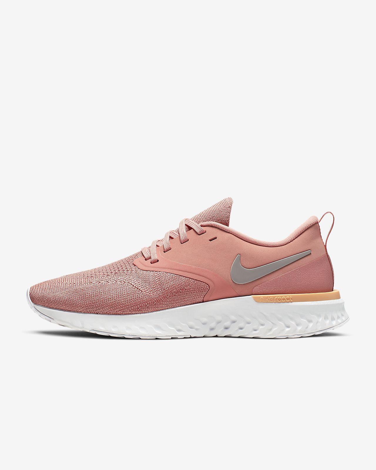 Nike Odyssey React Flyknit 2 女款跑鞋