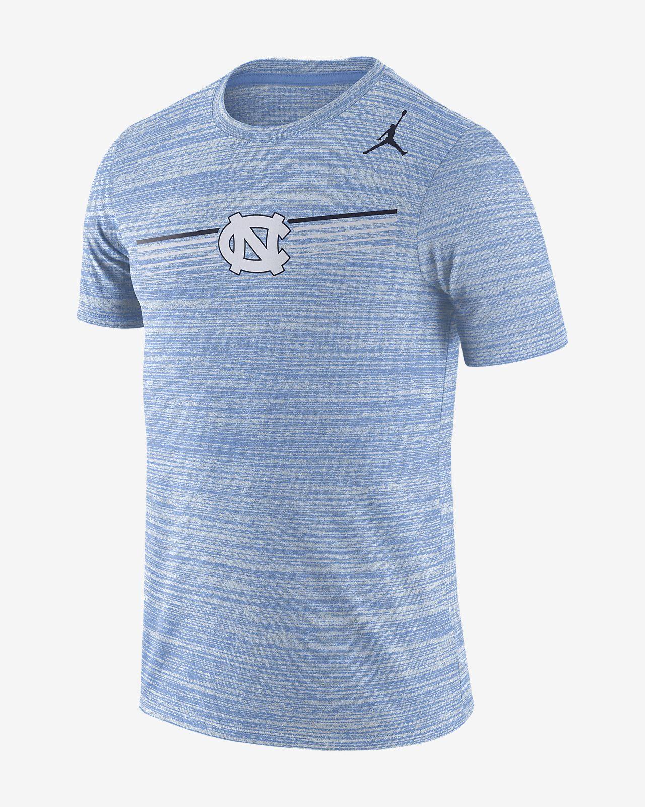 ddd3db9b298 Jordan College Dri-FIT Legend Velocity (UNC) Men's T-Shirt. Nike.com