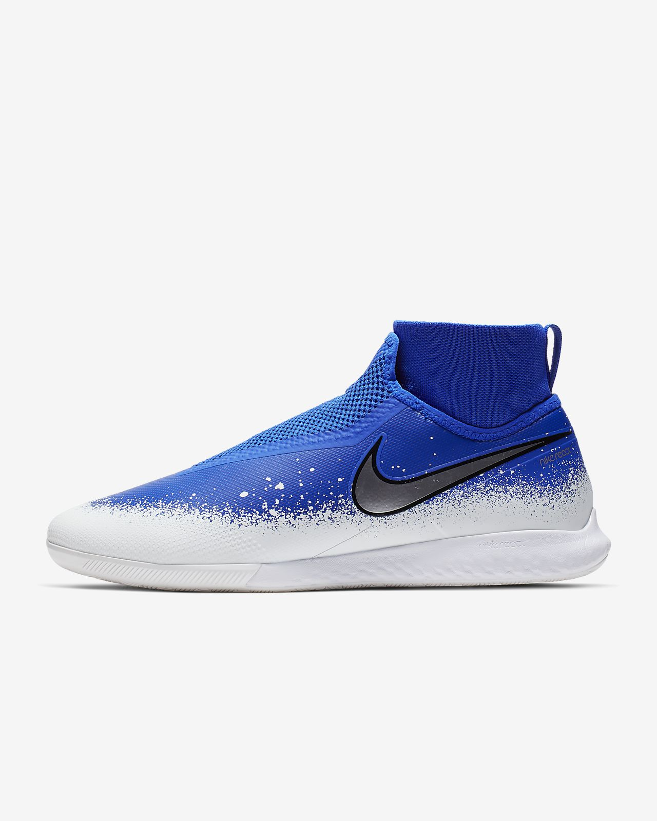 Chaussure de football en salle à crampons Nike React Phantom Vision Pro Dynamic Fit IC