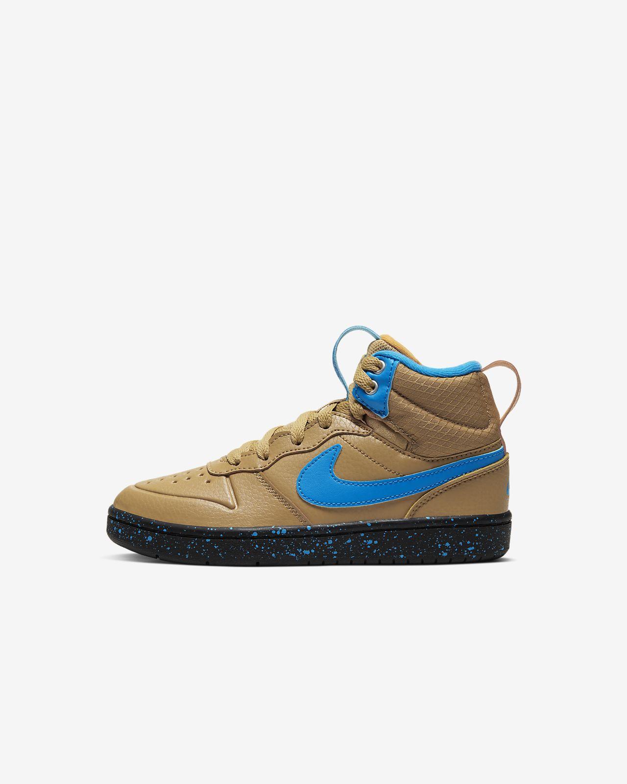 Borough Mid Jeune enfant Chaussure pour Court Nike 2 n08OPkXw