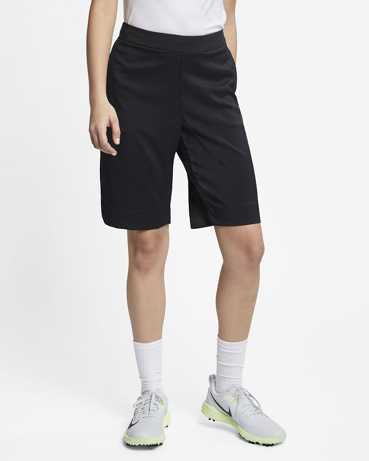 Golfshorts Nike Dri-FIT UV 27 cm för kvinnor