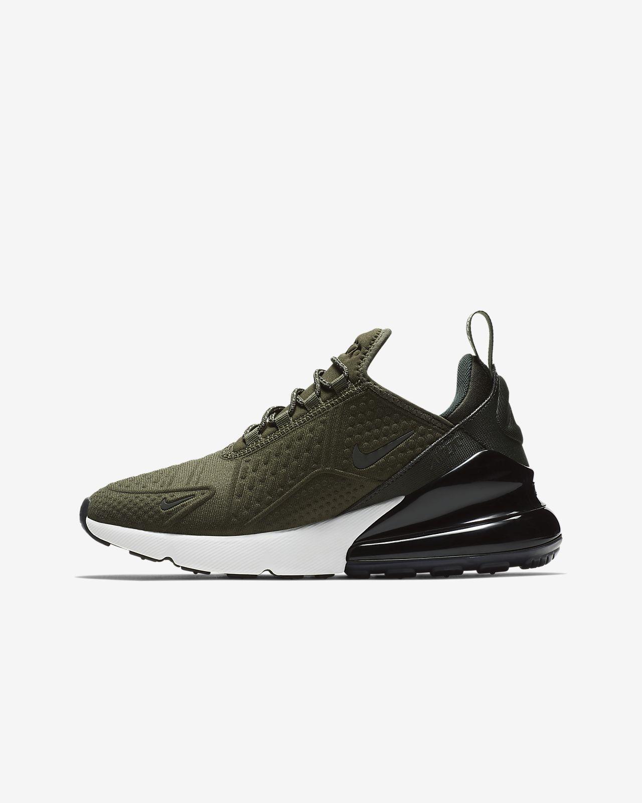 Nike Air Max 270 SE Big Kids' Shoe