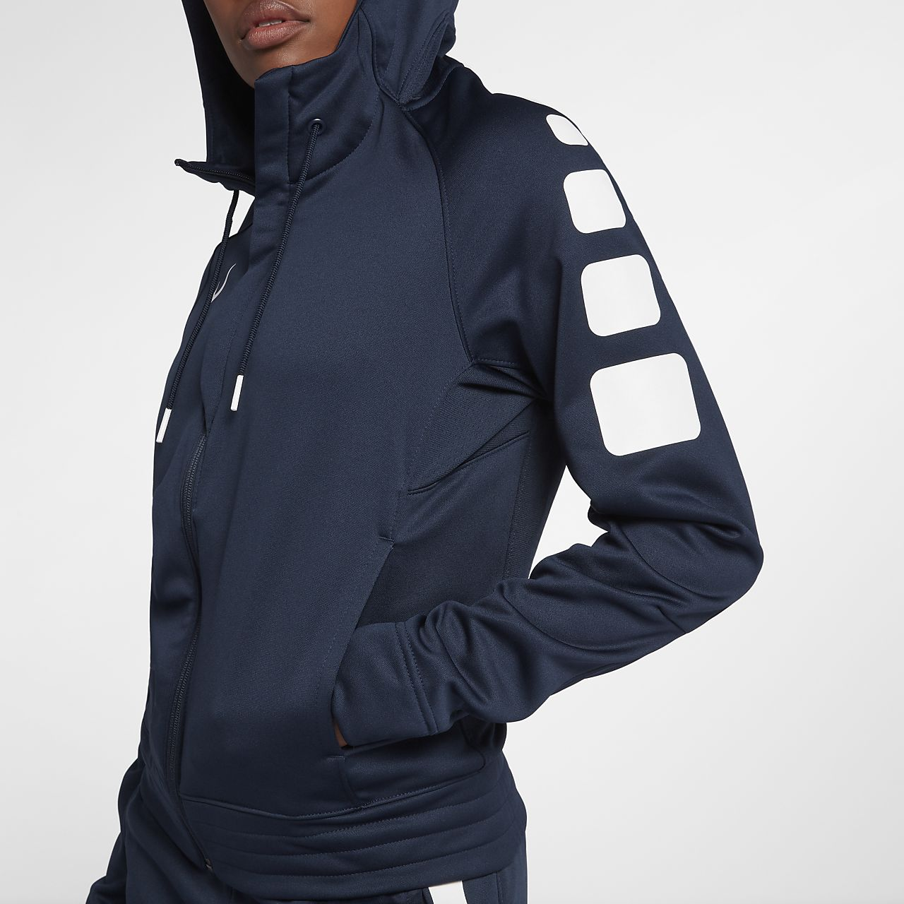 e55d2fb6070 Nike Therma Elite Women's Basketball Hoodie. Nike.com