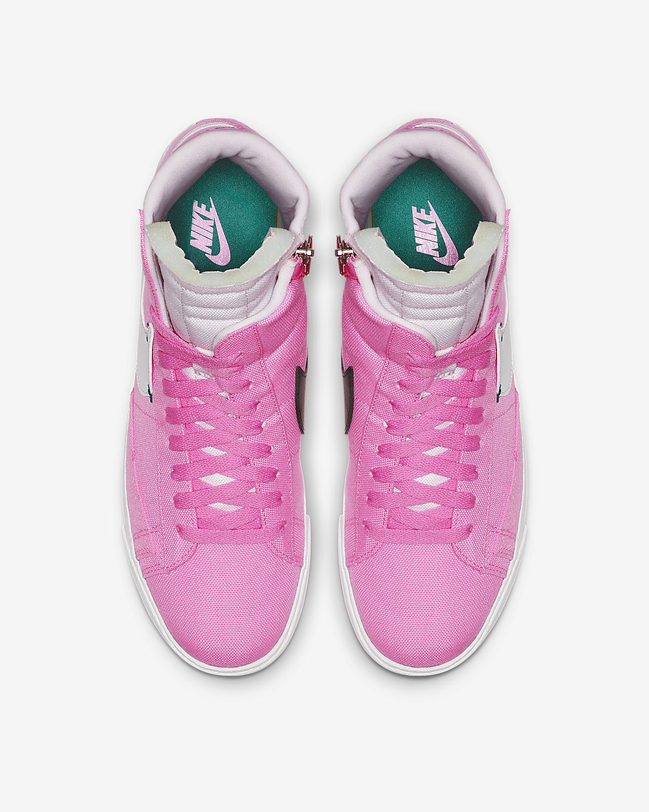 best sneakers 8a9b2 1c280 ... Chaussure Nike Blazer Mid Rebel pour Femme