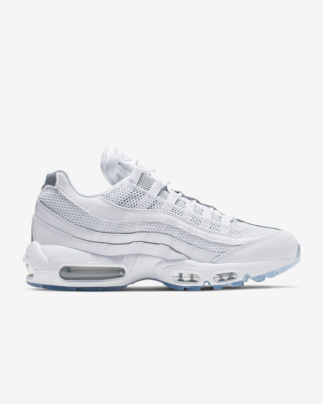 Nike Air Max 95 Men's Running shoes BlackWhite 749766 040