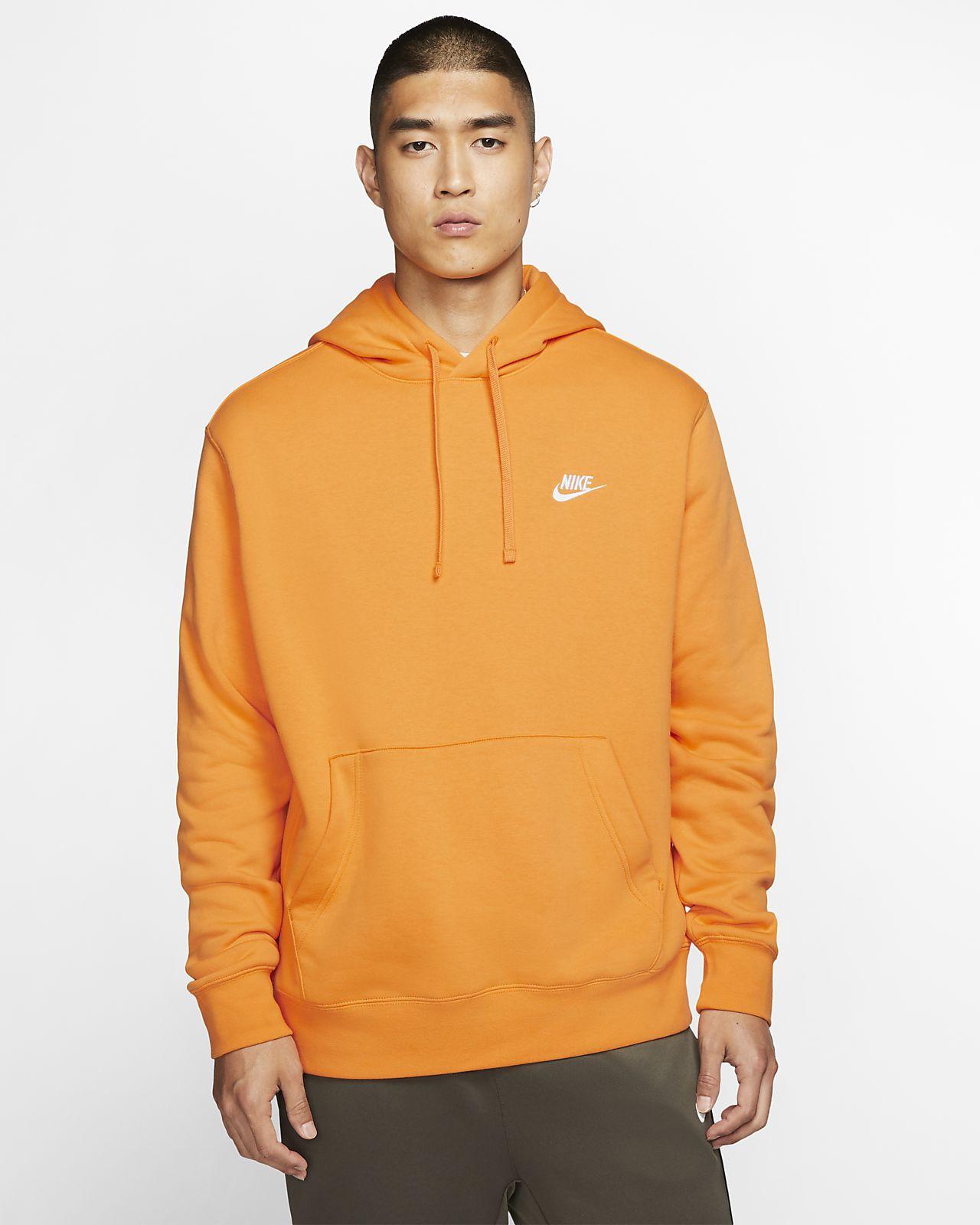 Nike Sportswear Club Fleece-pulloverhættetrøje
