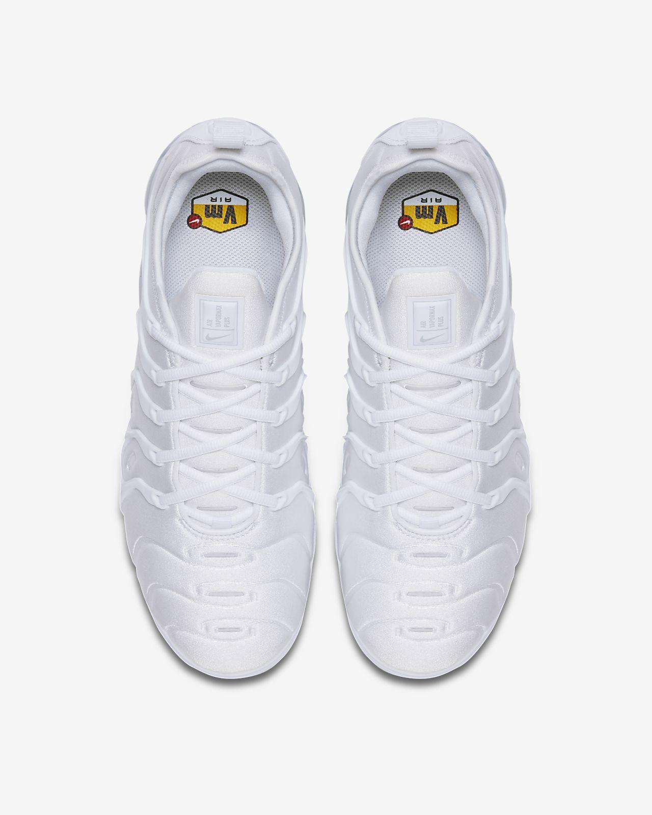 Nike Air Vapormax Plus WhiteWhite Pure Platinum 924453 100
