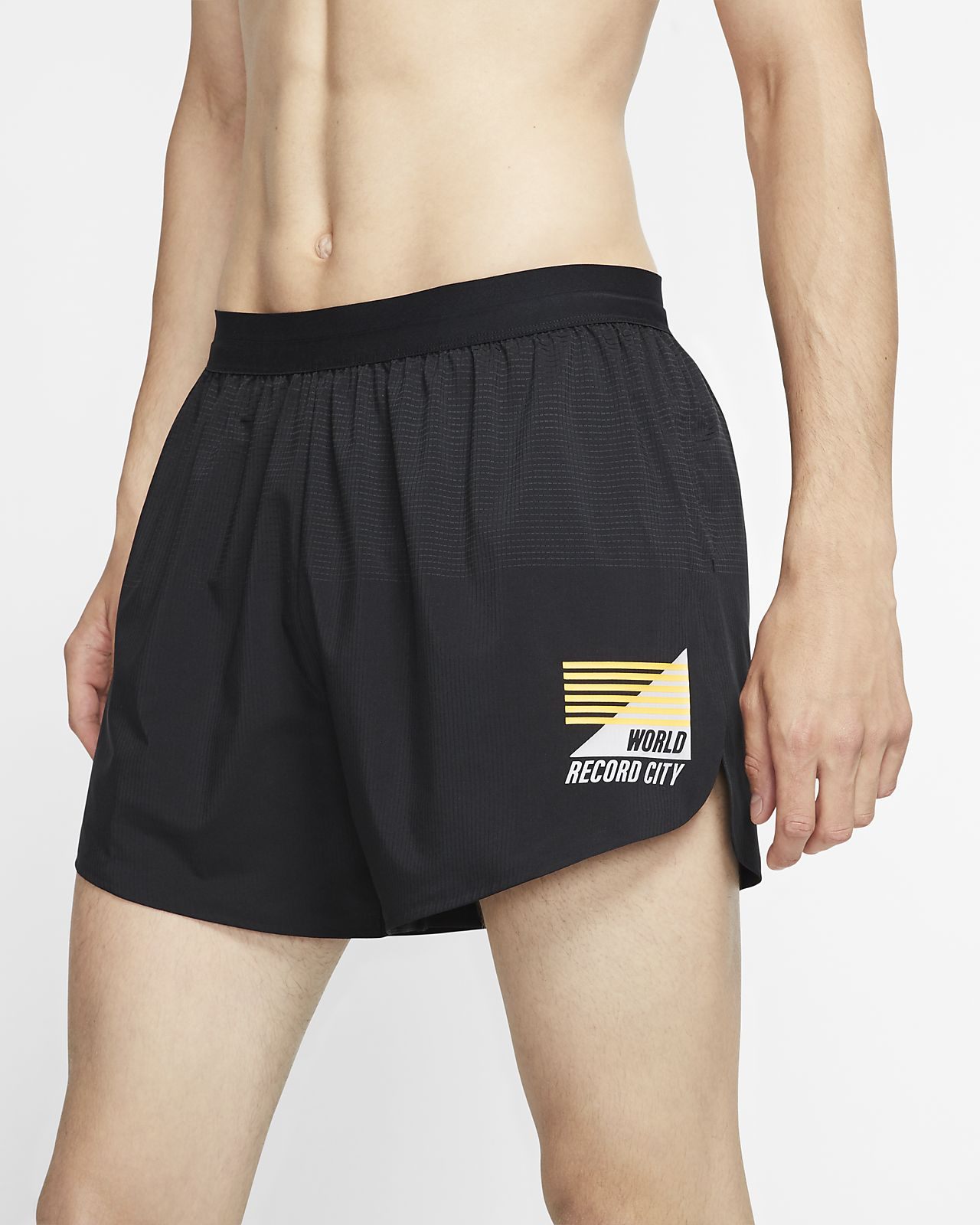 Nike VaporKnit Berlin 10cm (approx.) Unlined Running Shorts